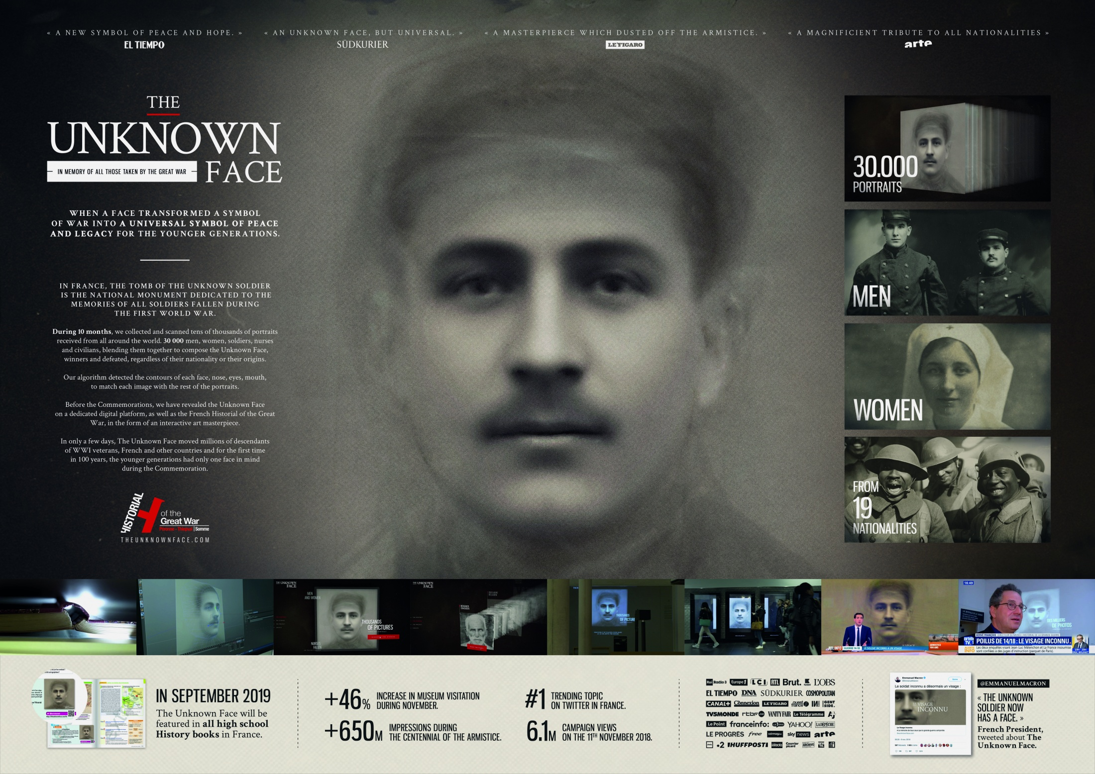 THE UNKNOWN FACE Thumbnail
