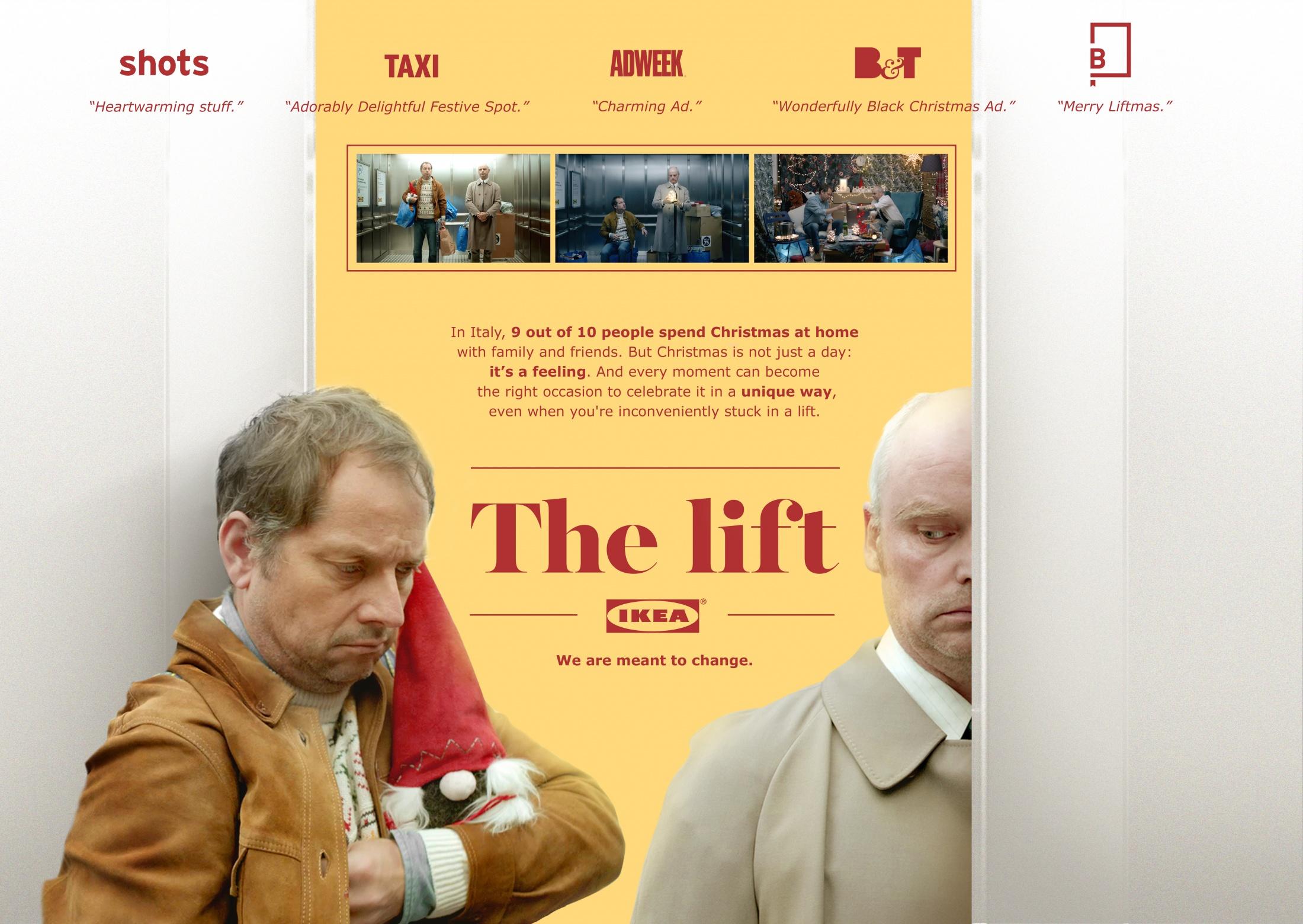 Thumbnail for The Lift