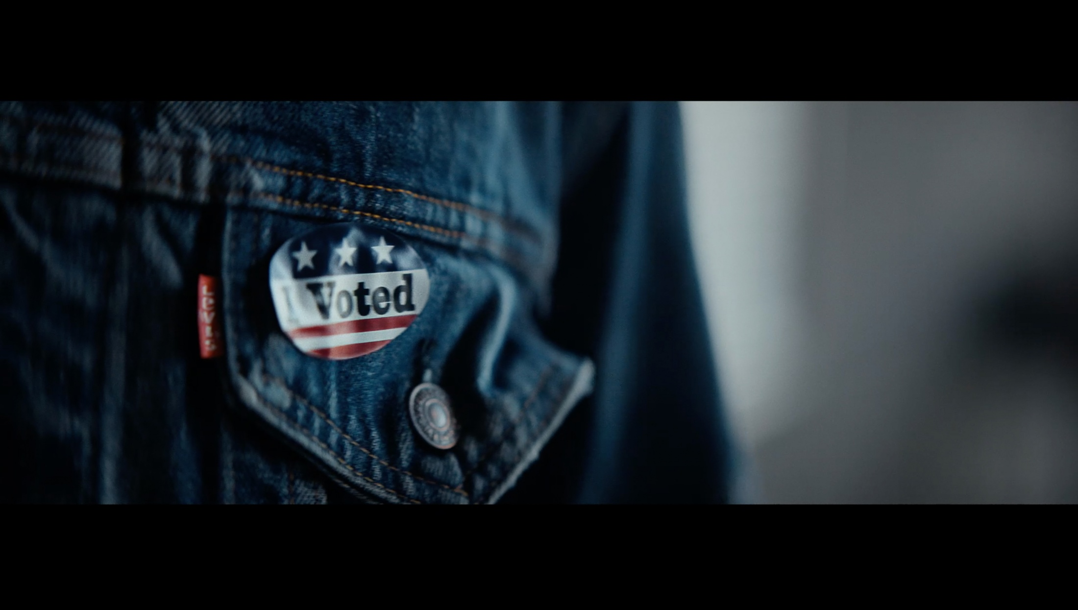 Thumbnail for Levi's 'Use Your Vote'