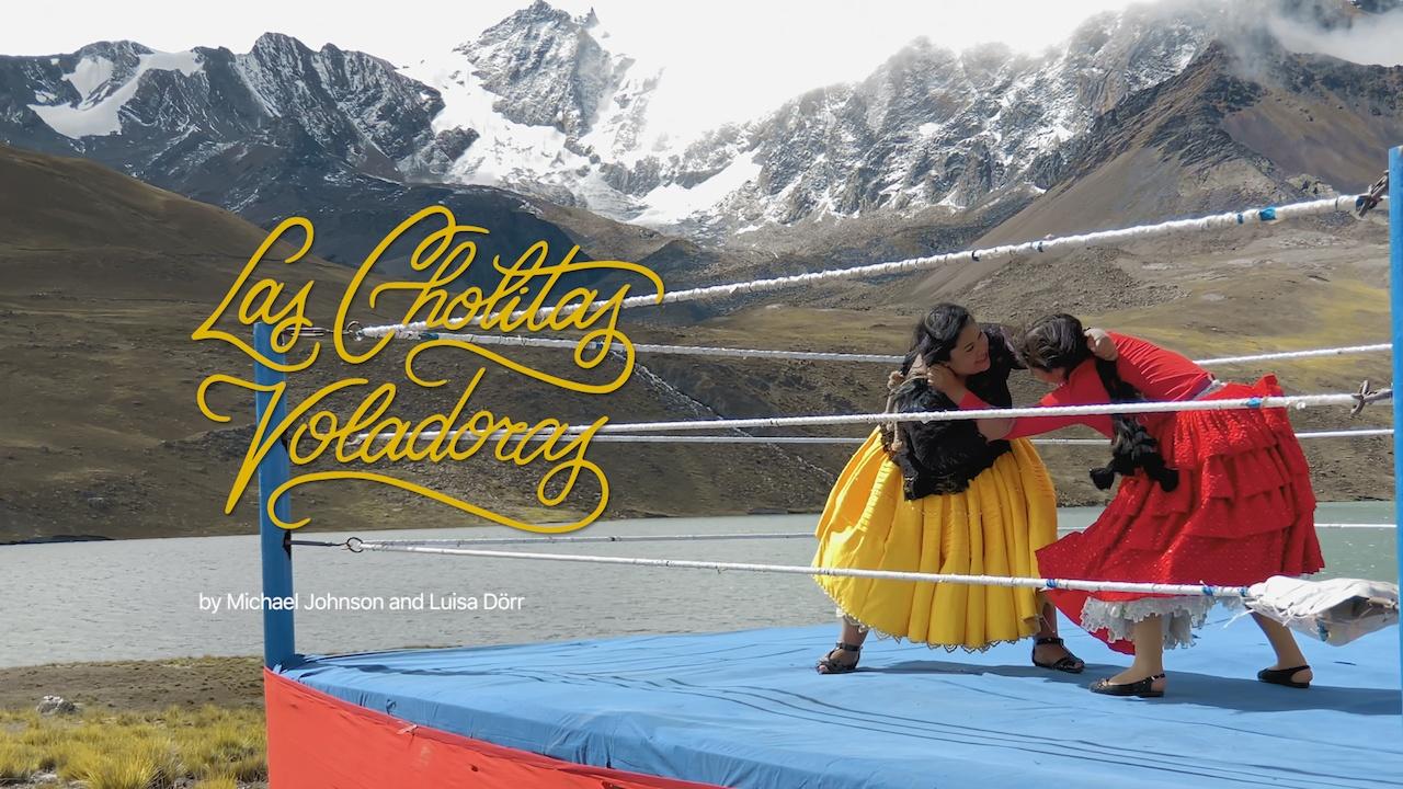 Thumbnail for The Flying Cholitas