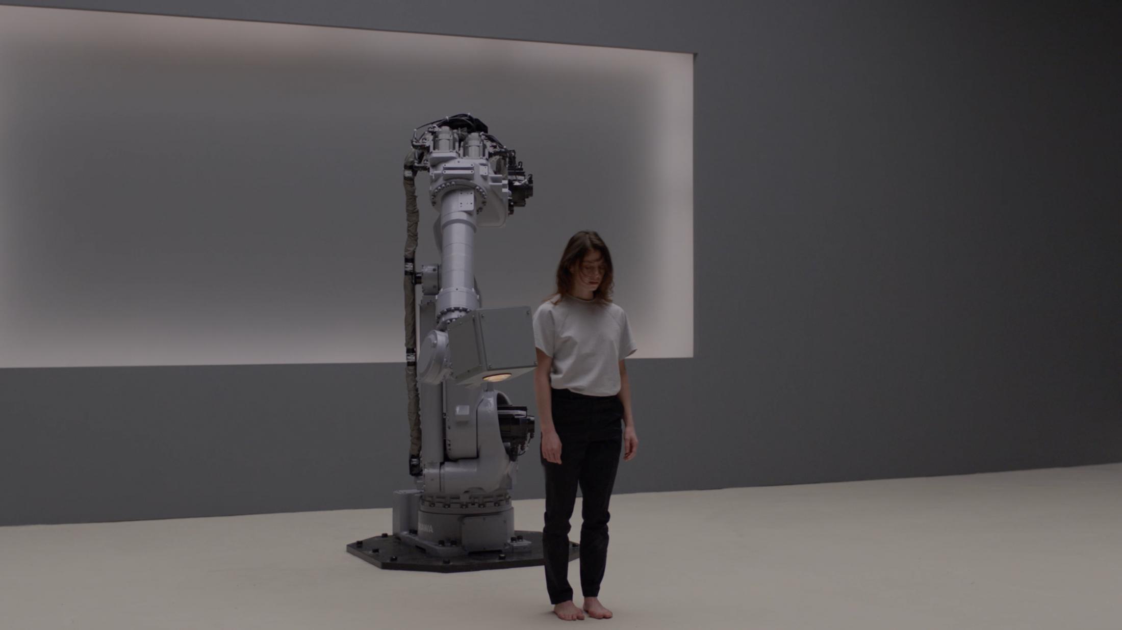 Thumbnail for Robot & Dancer