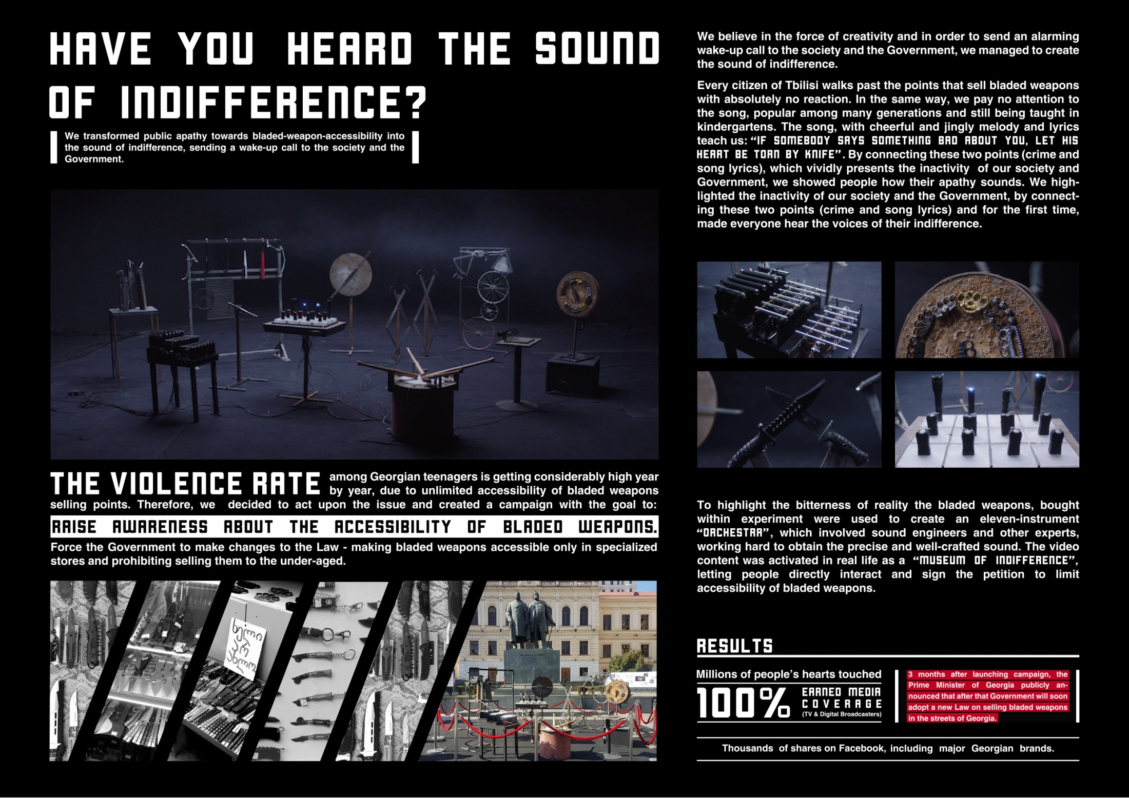 Thumbnail for The Sound of Indifference