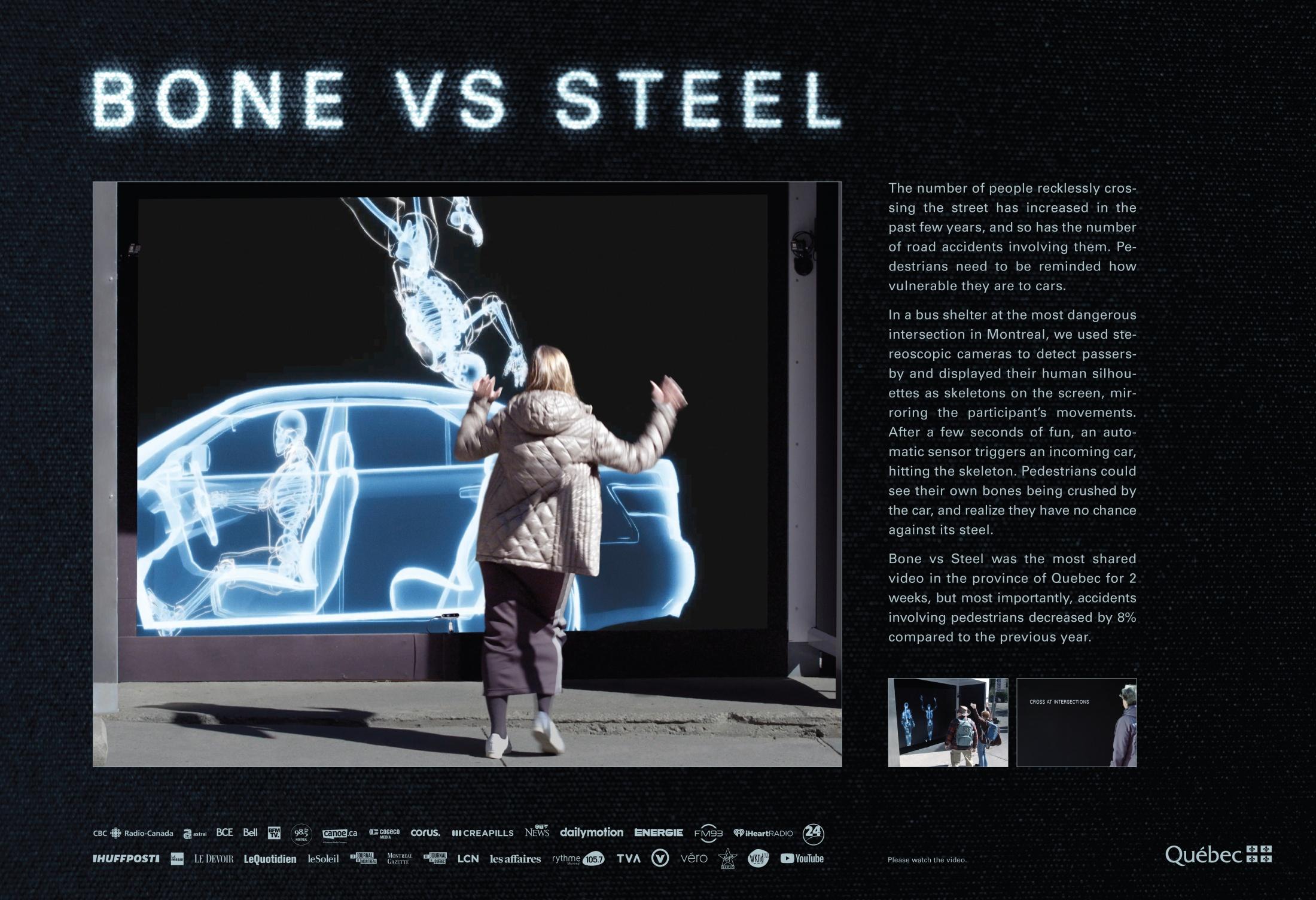 Thumbnail for Bone vs Steel