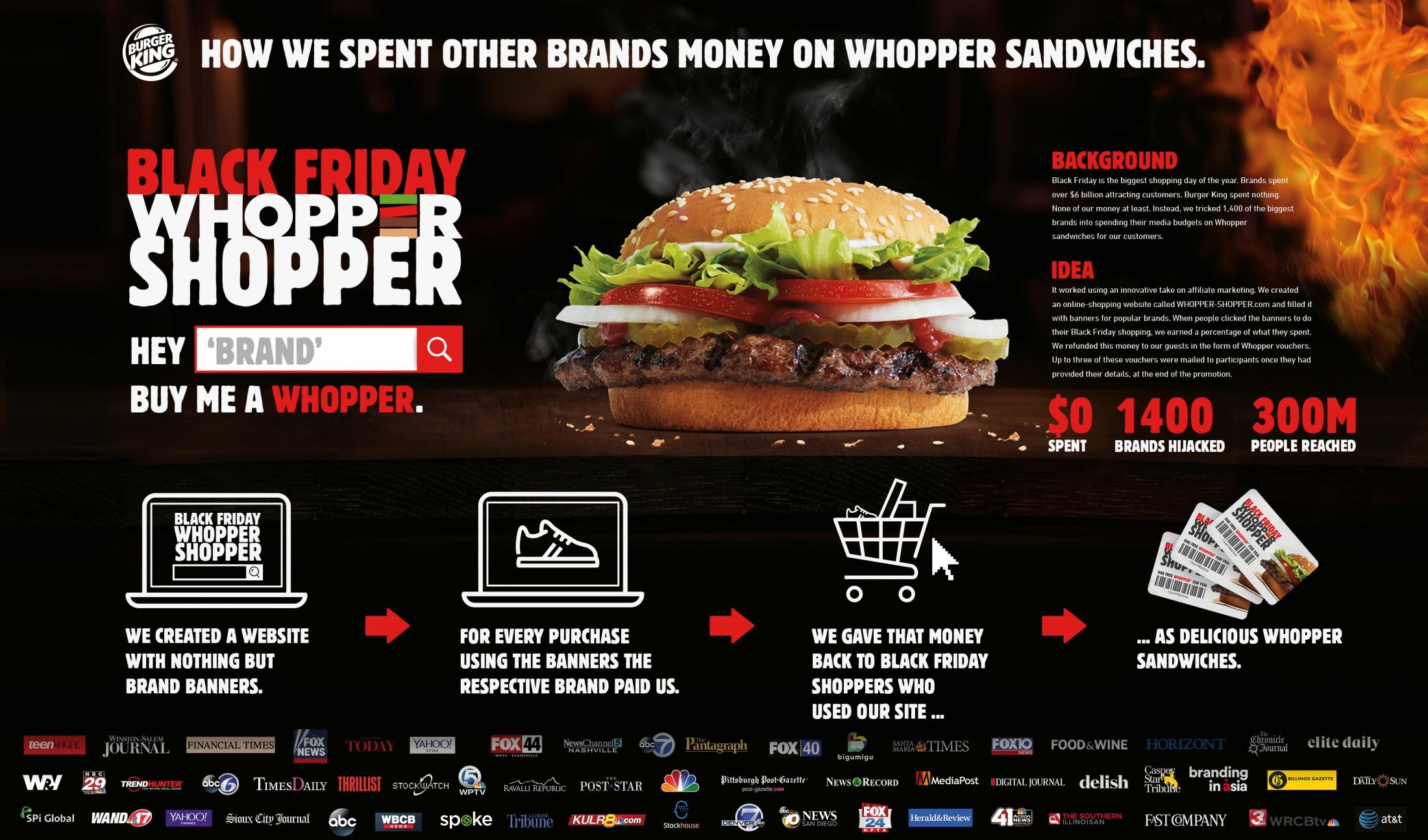 Thumbnail for Black Friday Whopper Shopper