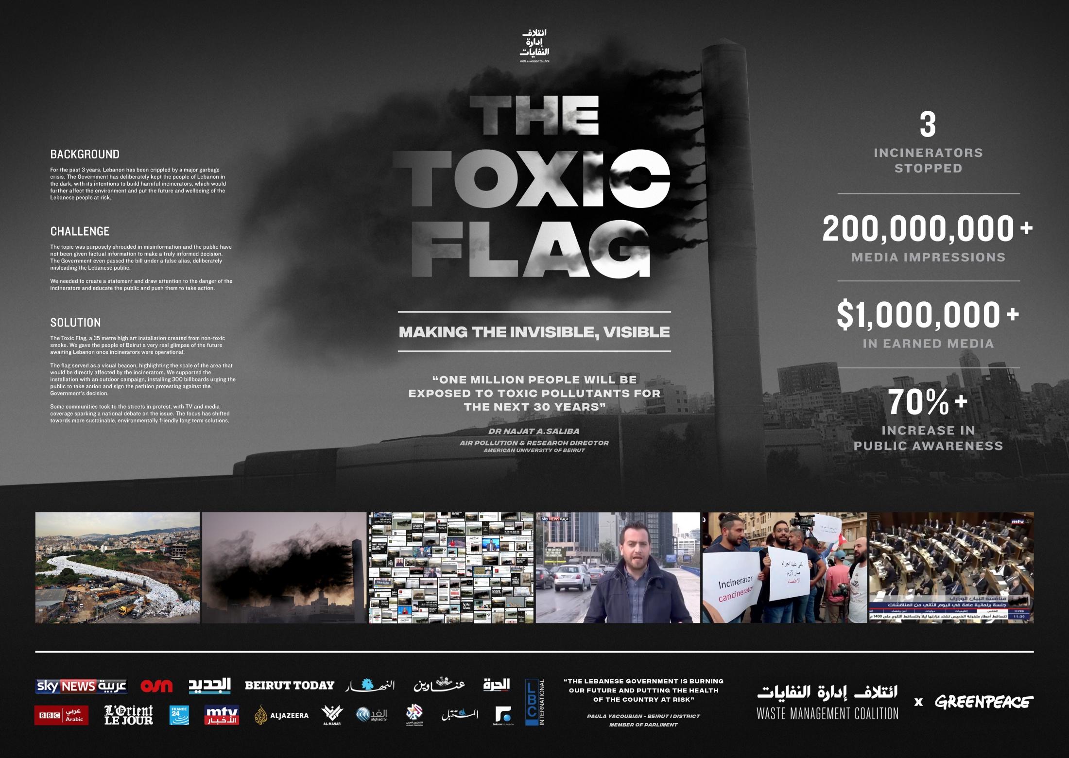 Thumbnail for The Toxic Flag