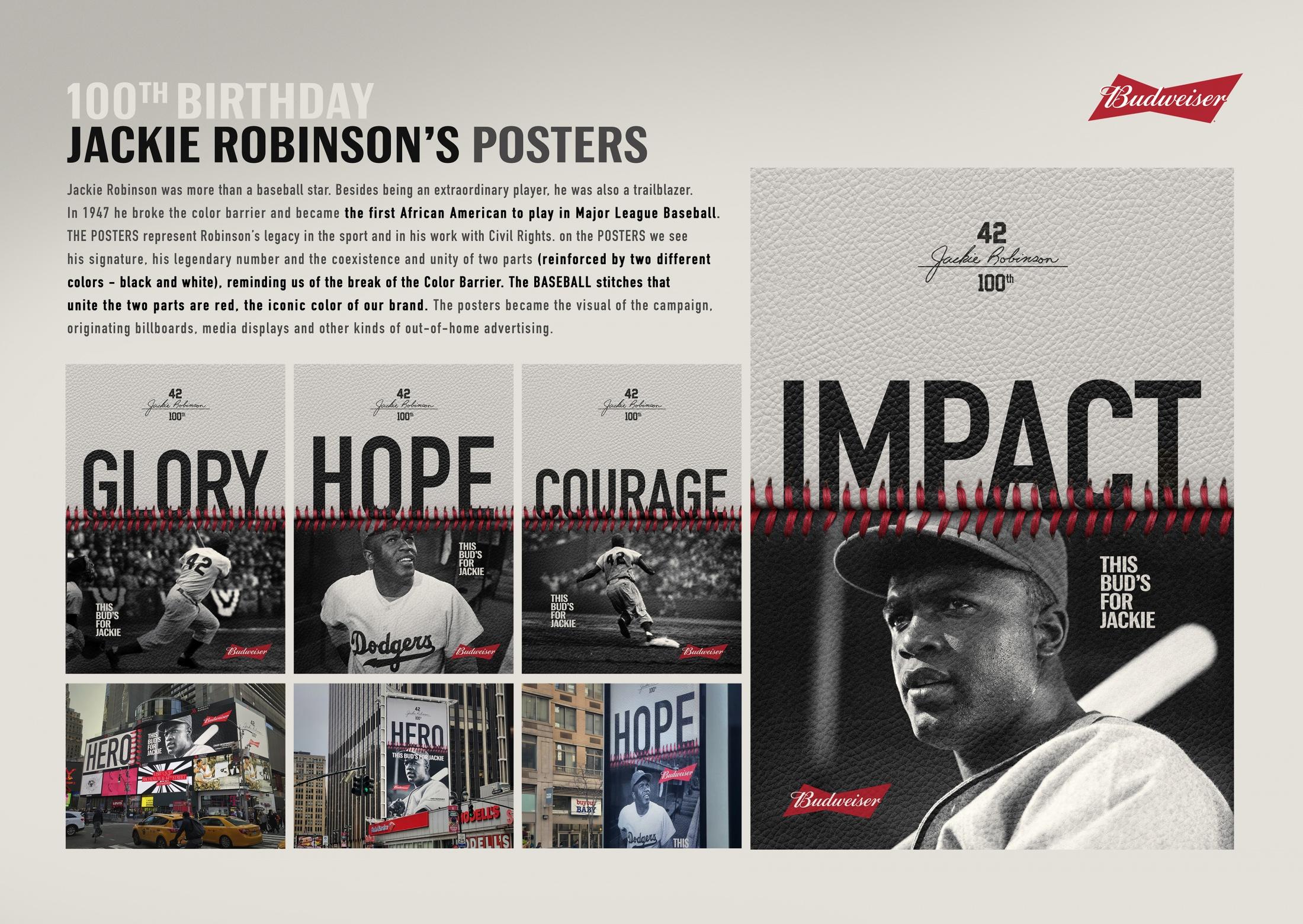 Thumbnail for Budweiser Jackie Robinson