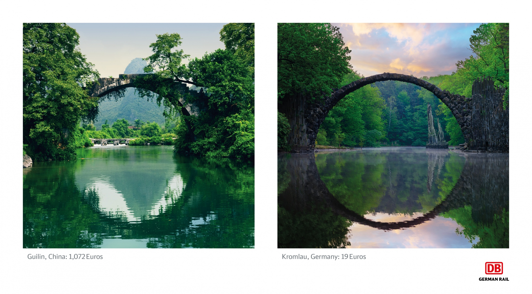 Thumbnail for No need to fly – Around the world in Germany: Guilin - Kromlau