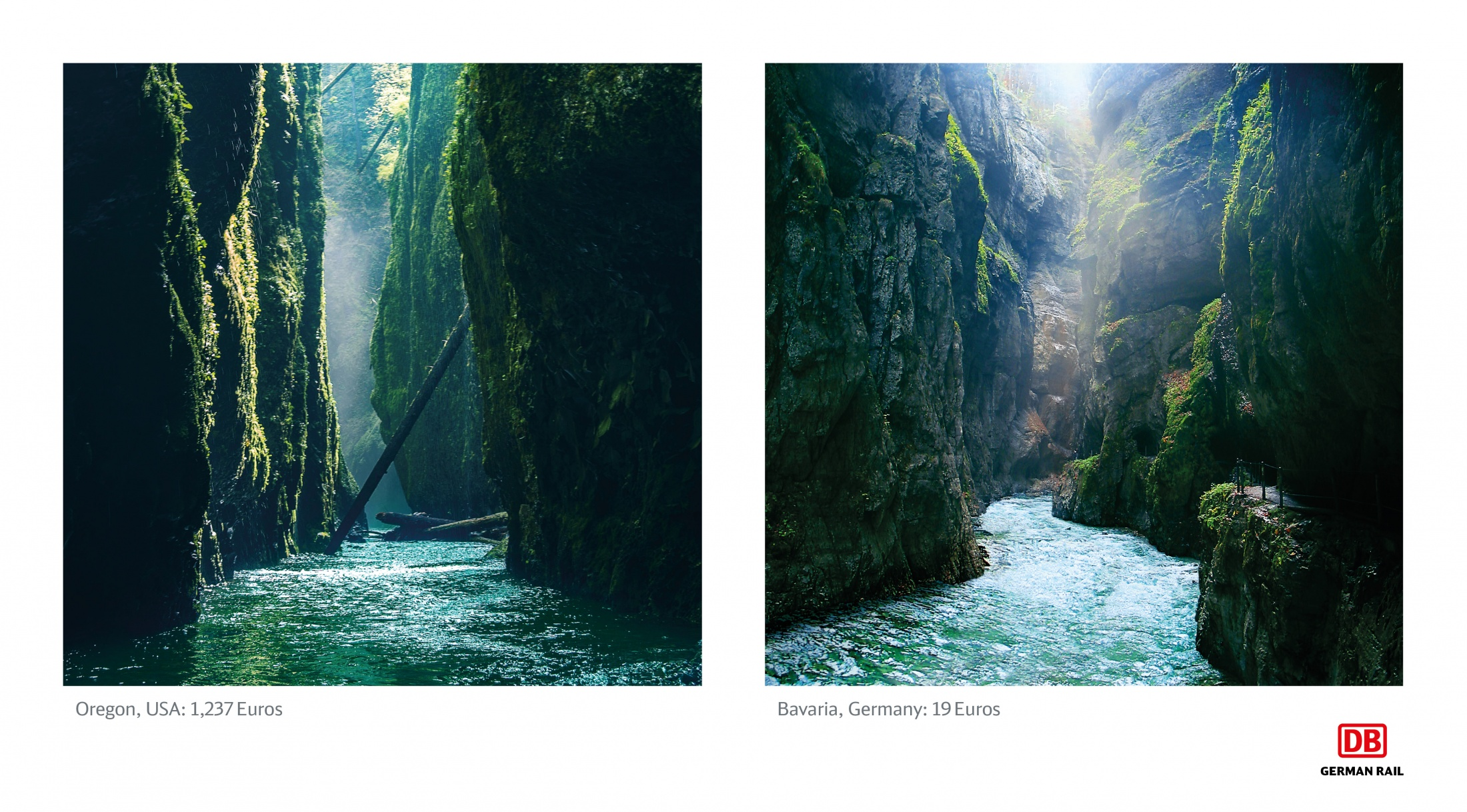 Thumbnail for No need to fly – Around the world in Germany: Oregon - Bavaria