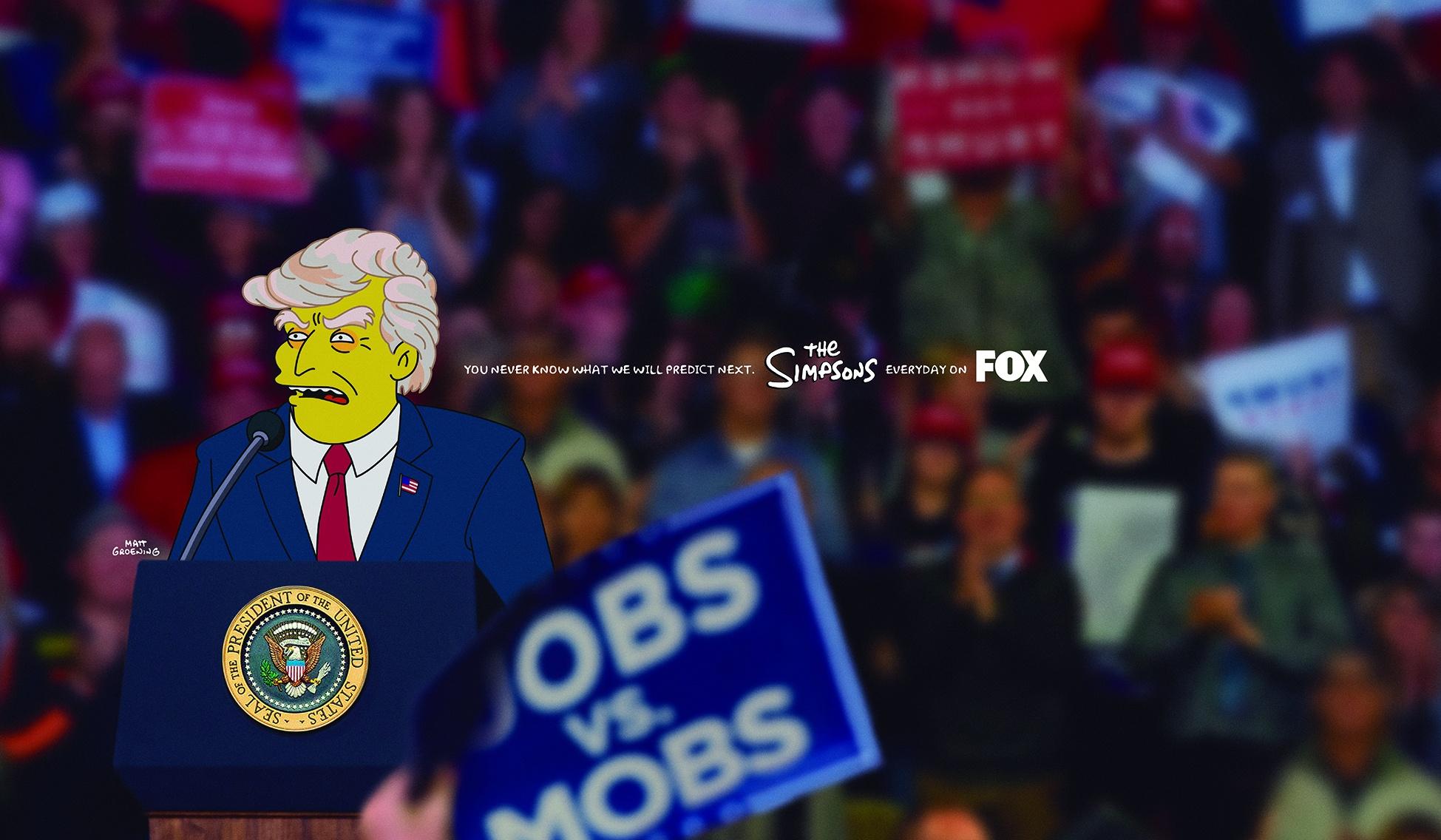 Thumbnail for Trump