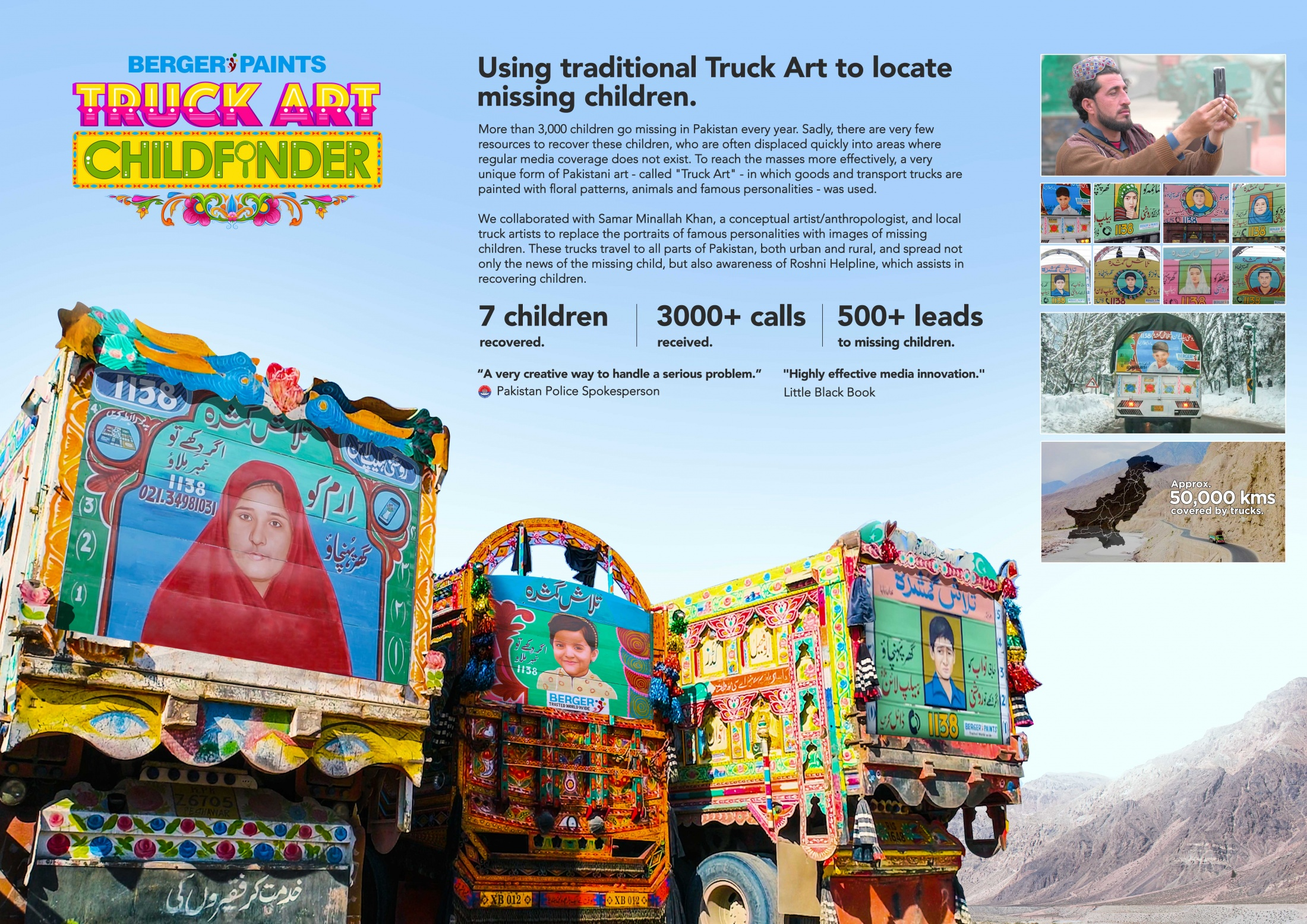 Thumbnail for Truck Art Childfinder