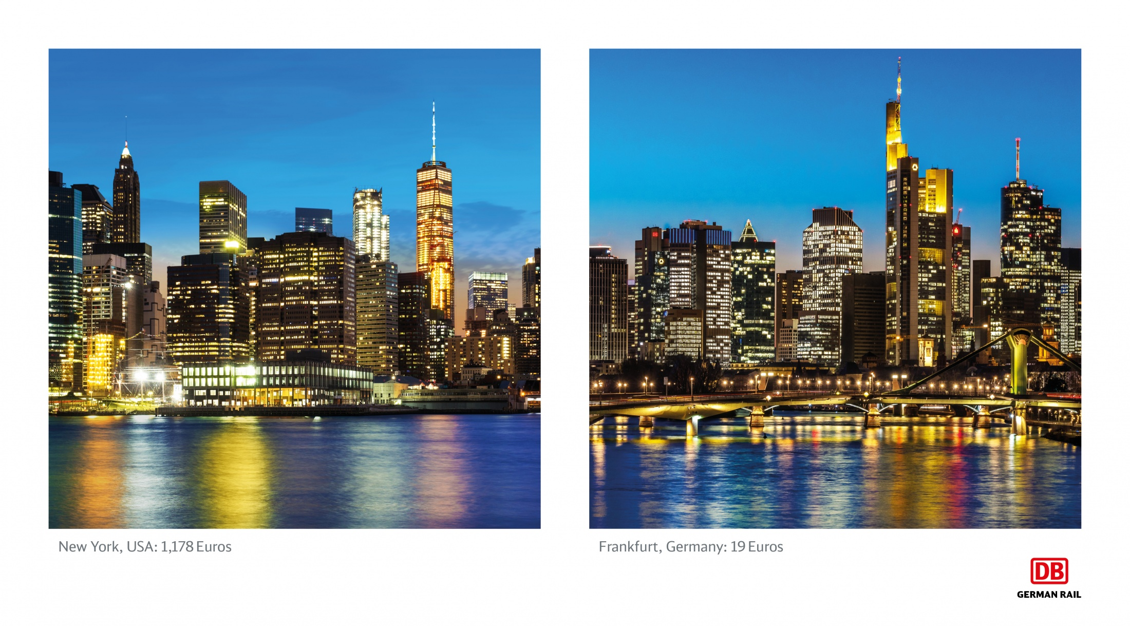 Thumbnail for No need to fly – Around the world in Germany: New York - Frankfurt