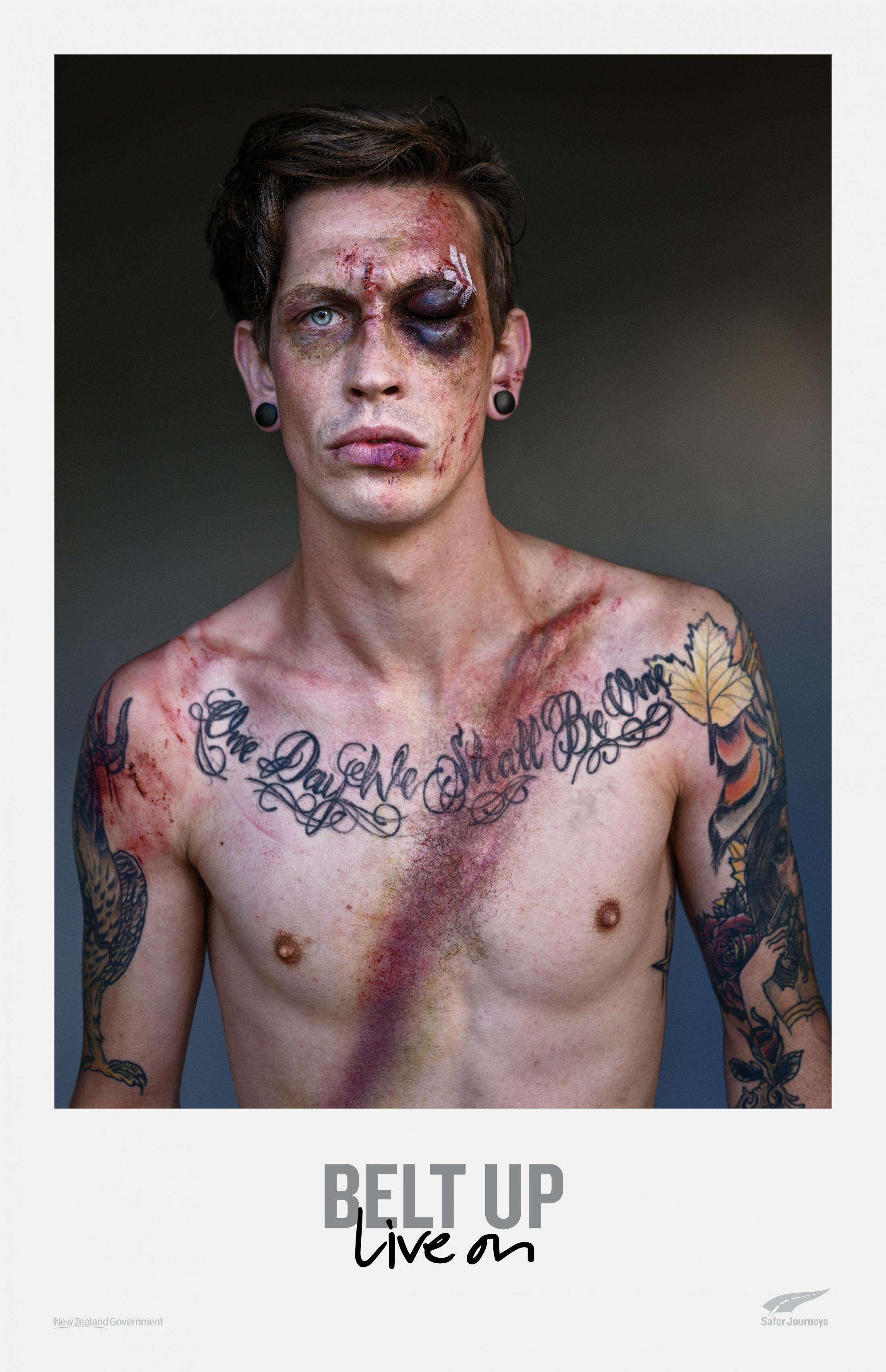 Thumbnail for Belted Survivors - Dylan Chirnside