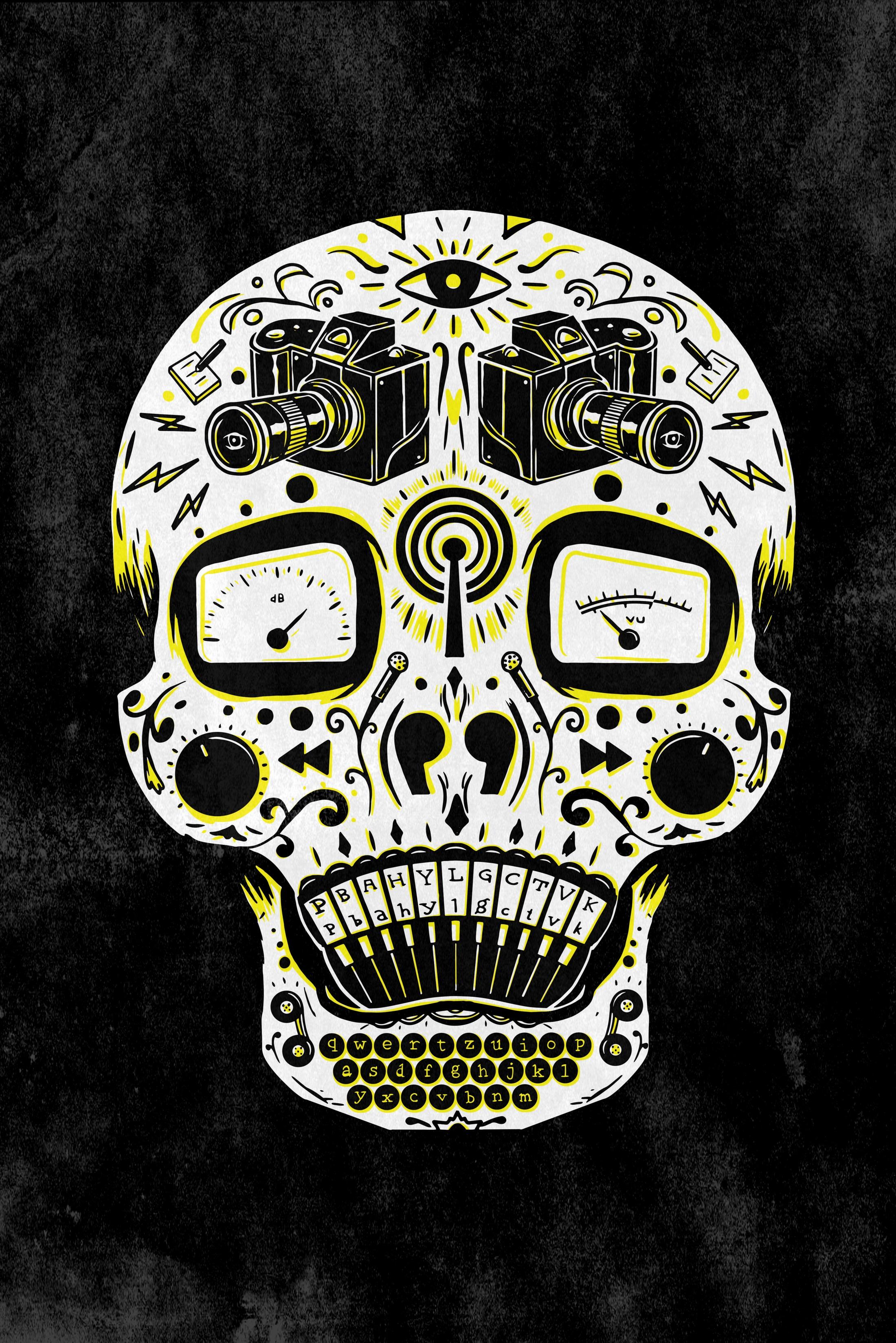 Thumbnail for Yellow Skull