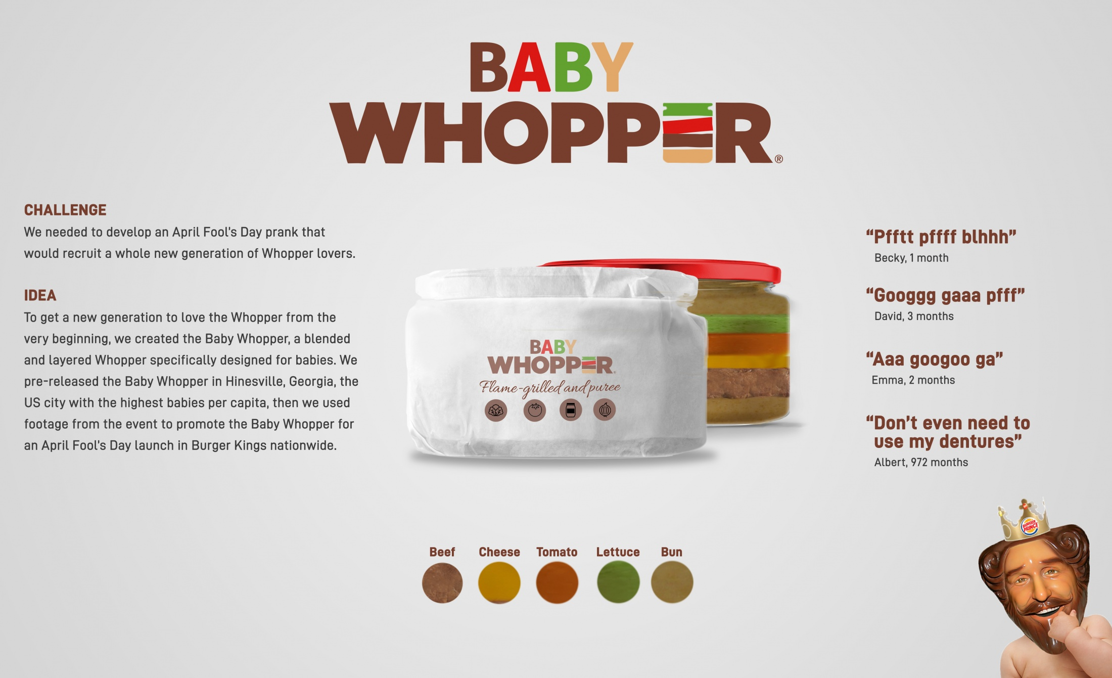 Thumbnail for Baby Whopper