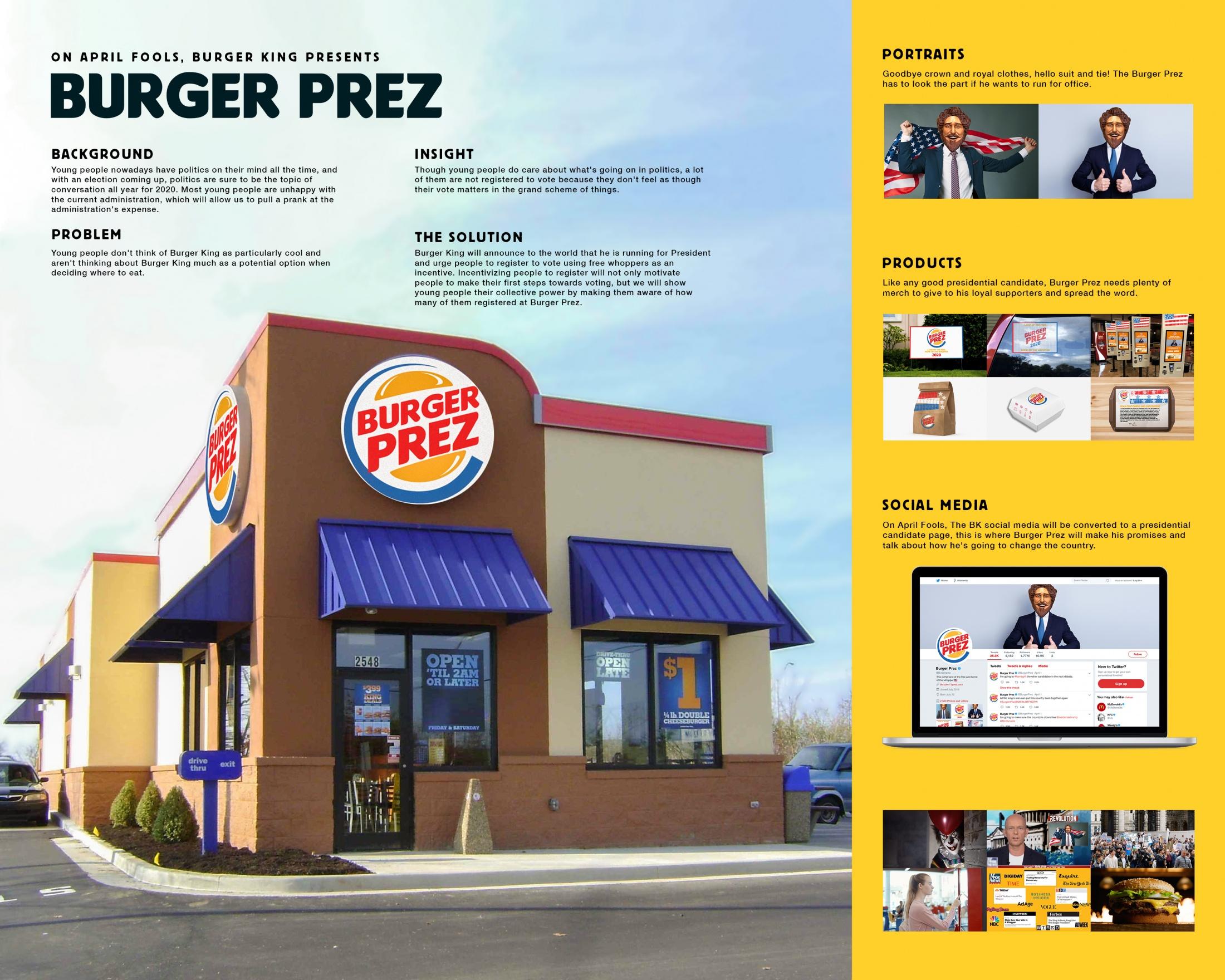 Thumbnail for Burger Prez