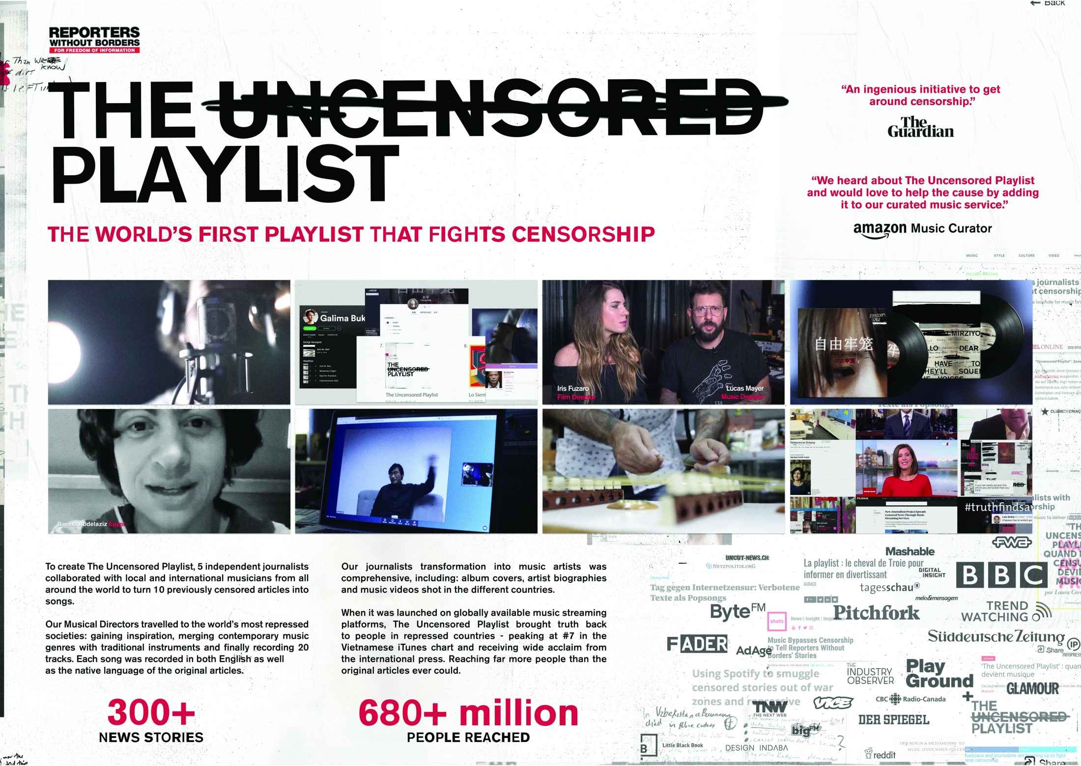 Thumbnail for The Uncensored Playlist
