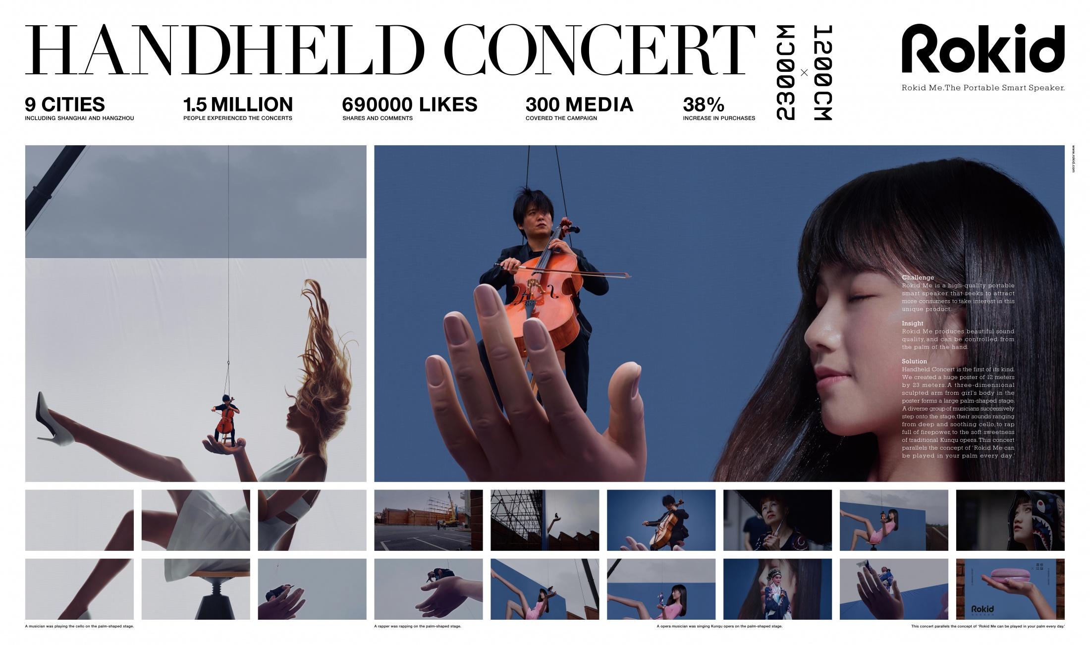 Thumbnail for Handheld Concert