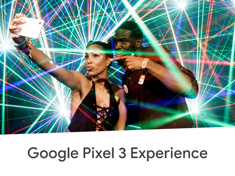 Thumbnail for Pixel 3 Experience