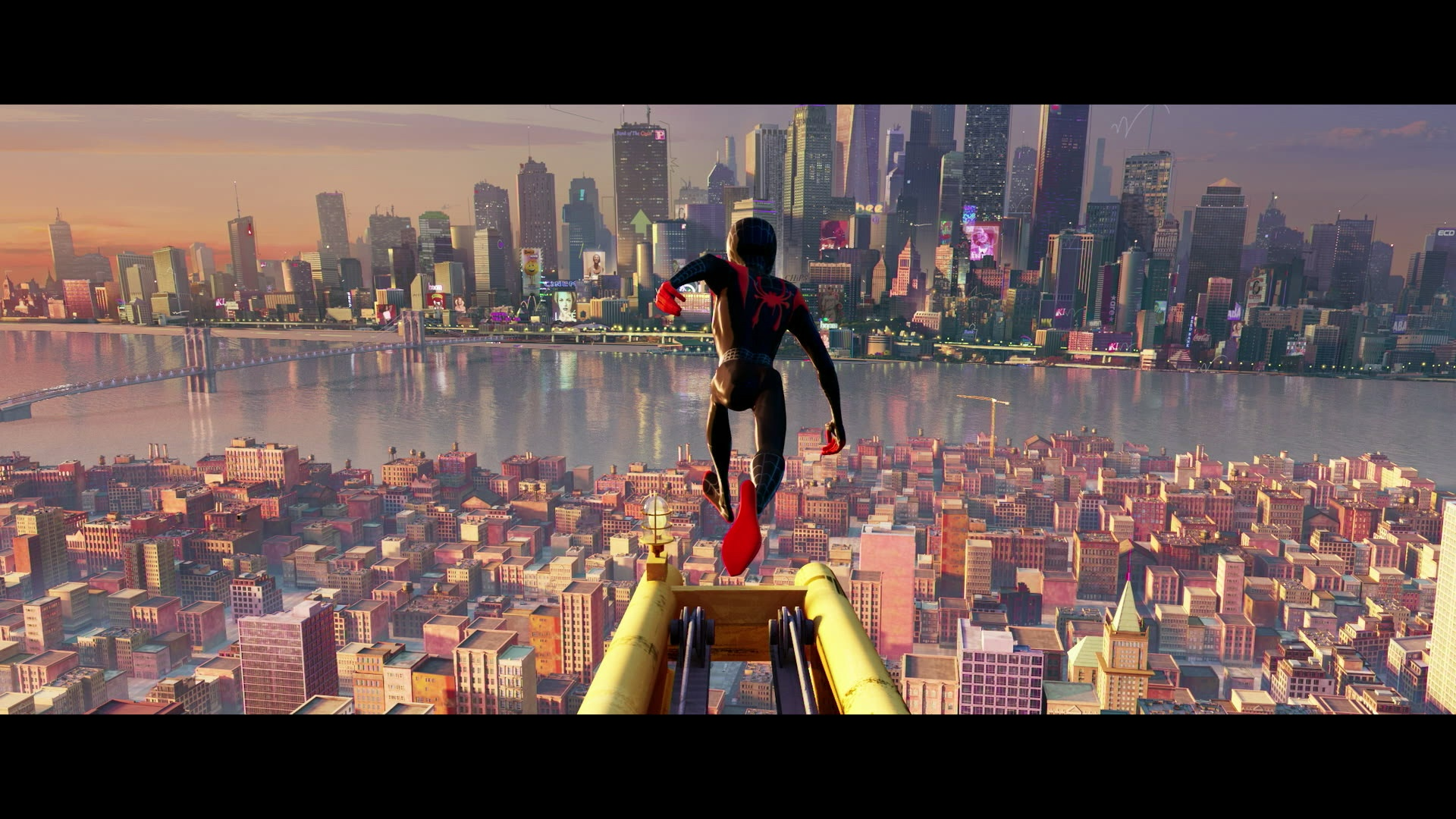 Thumbnail for Spider-Man: Into the Spider-Verse - Sunflower (Lyric)