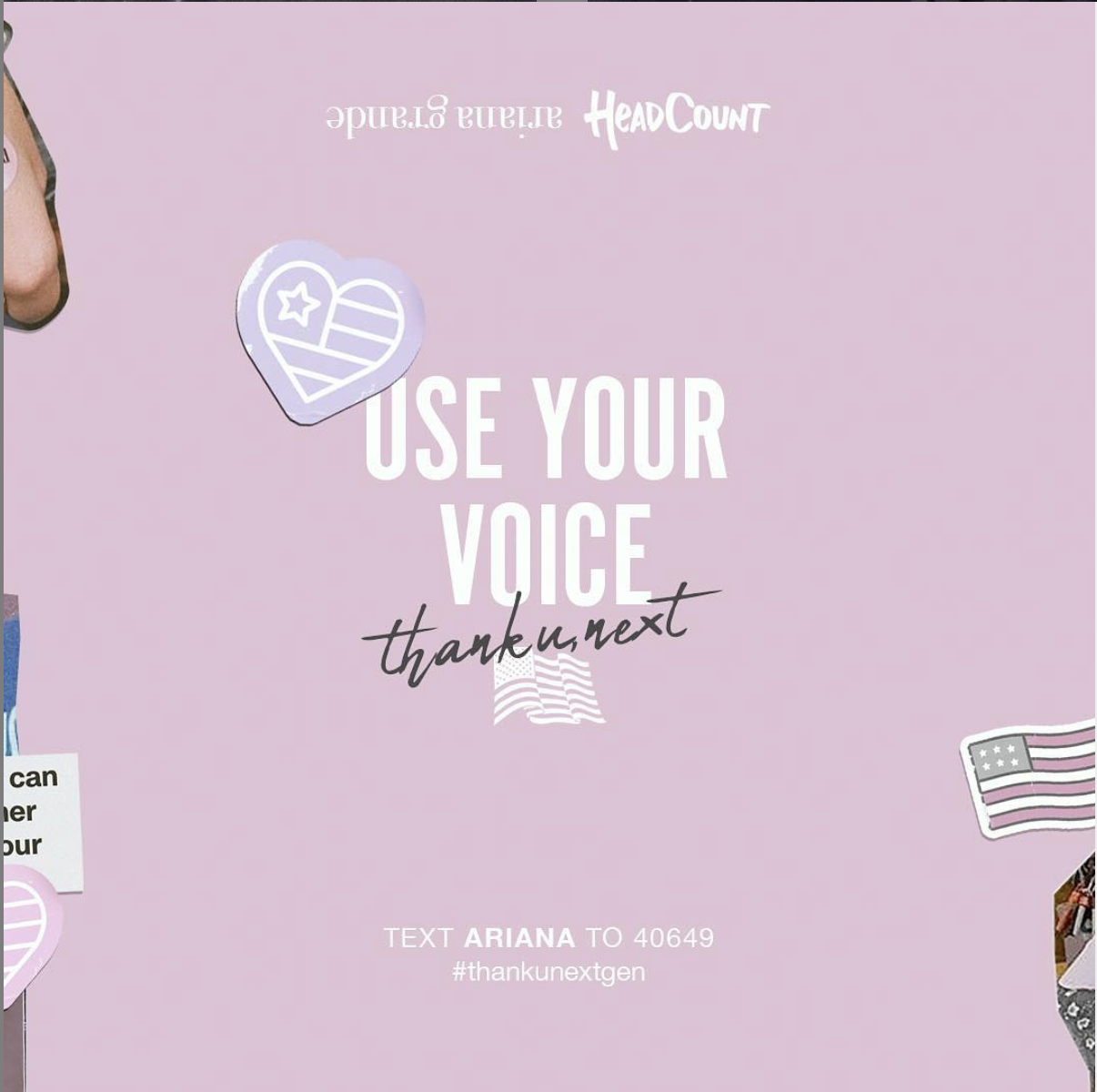 Thumbnail for Ariana Grande Sweetener Tour x Head Count