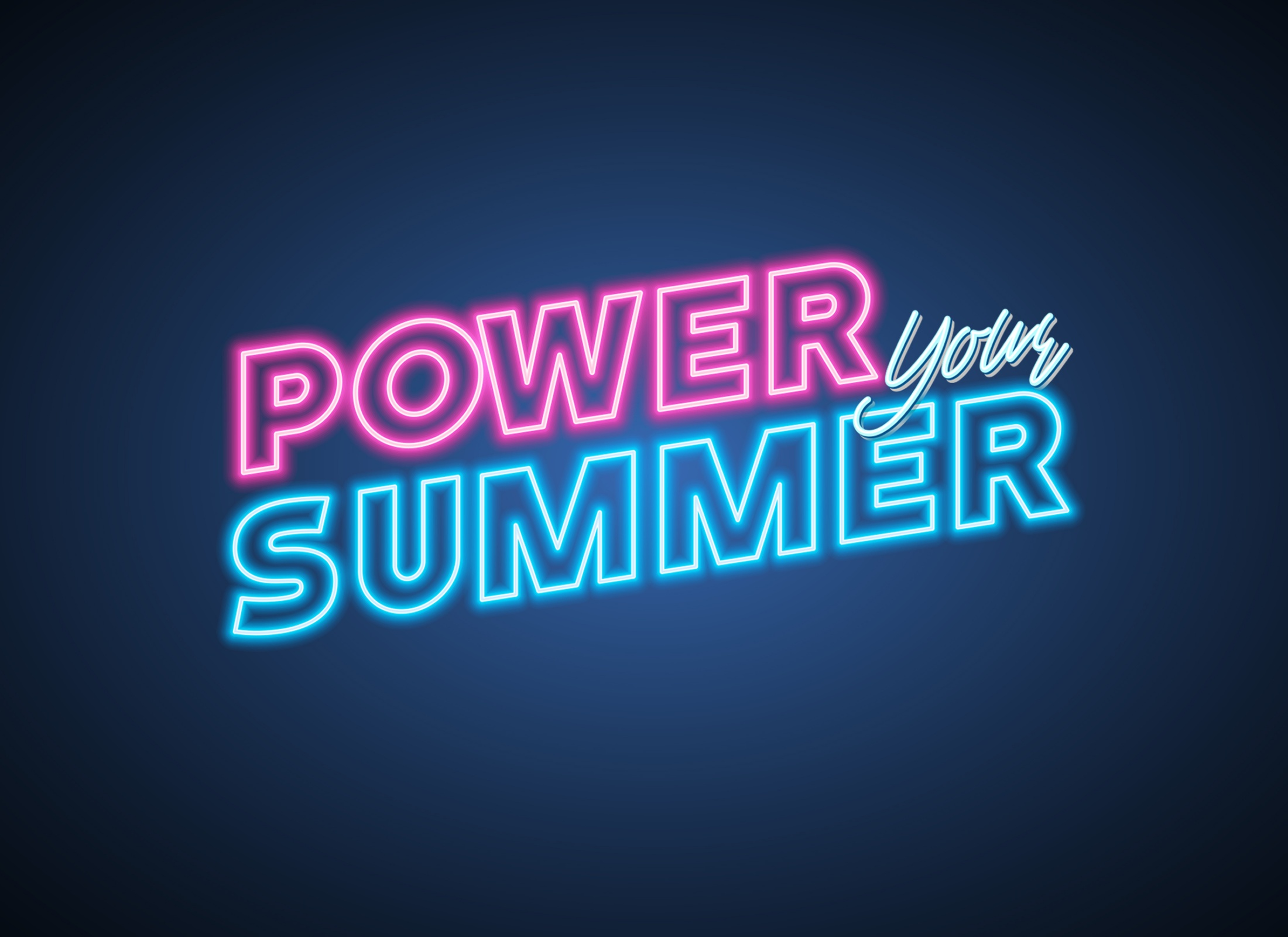 Thumbnail for POWER YOUR SUMMER