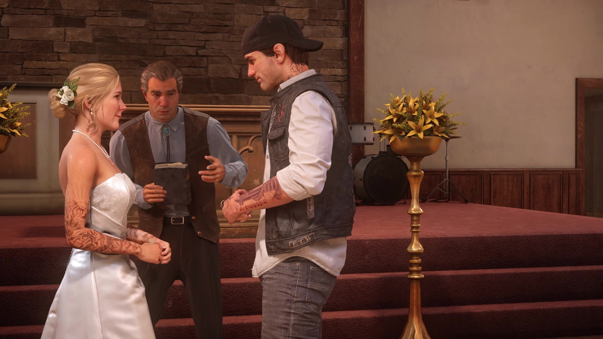 Thumbnail for Days Gone- Wedding Trailer