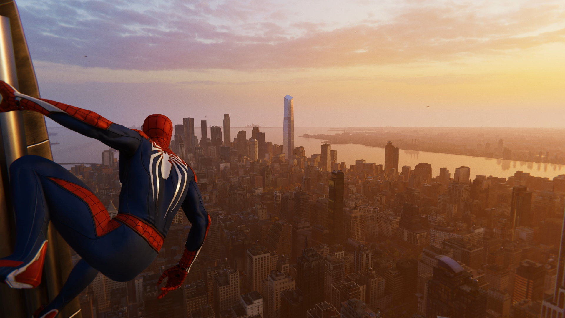 Thumbnail for Marvel's Spider-Man – Gameplay Launch Spot