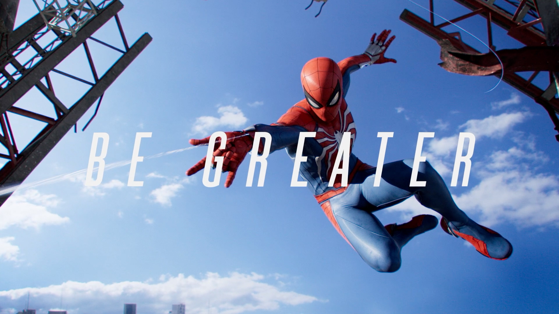 Thumbnail for Marvel's Spider-Man — Be Greater