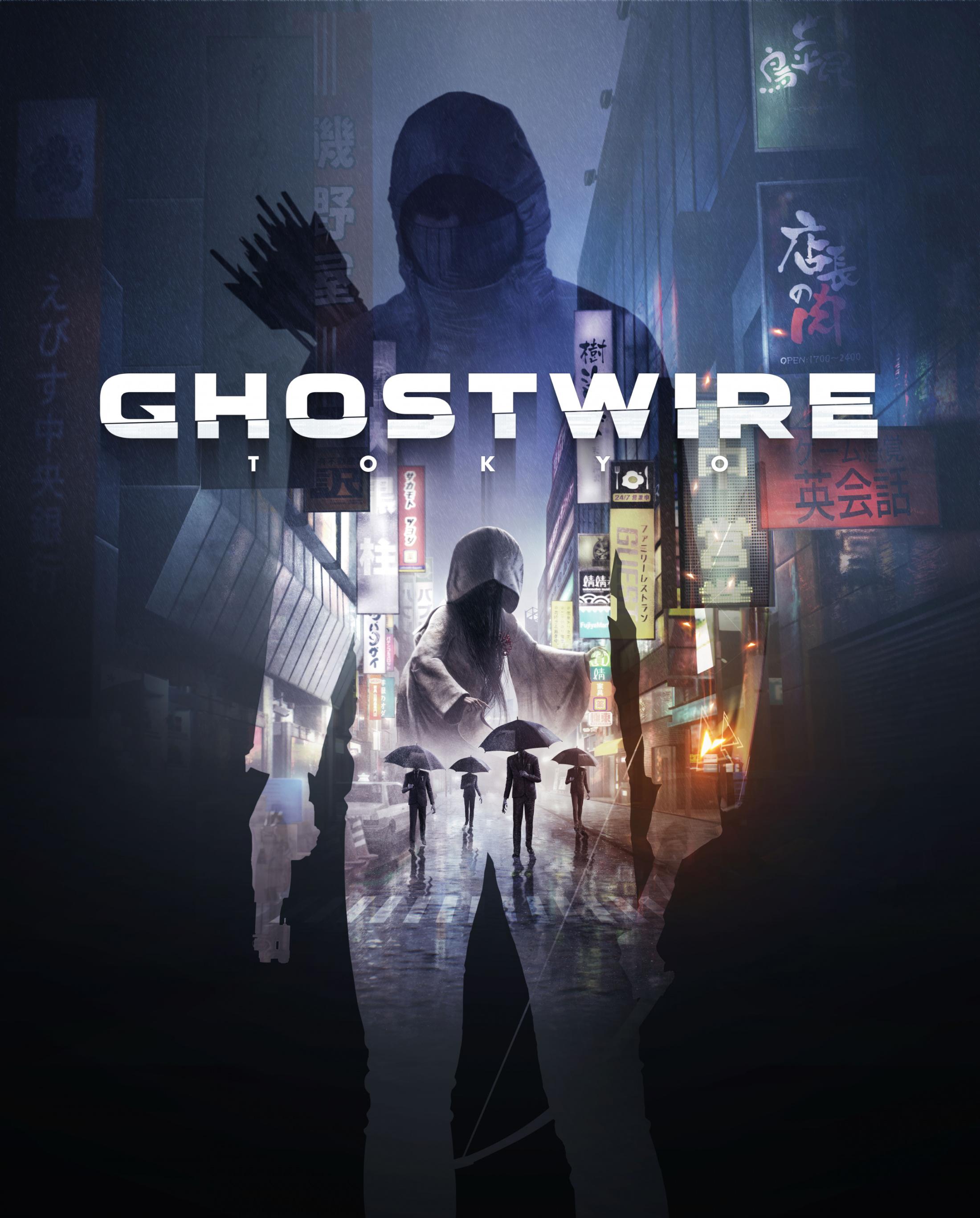 Thumbnail for Ghostwire Tokyo - Key Art