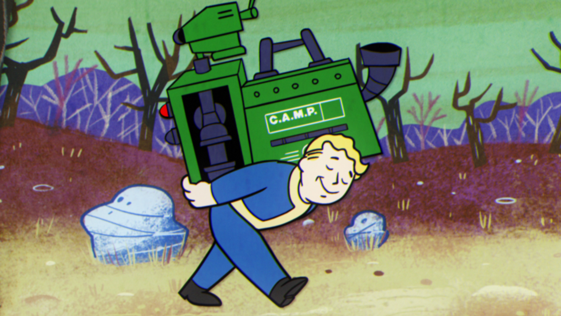 Thumbnail for Fallout 76 — A New American Dream: Laying the Cornerstones