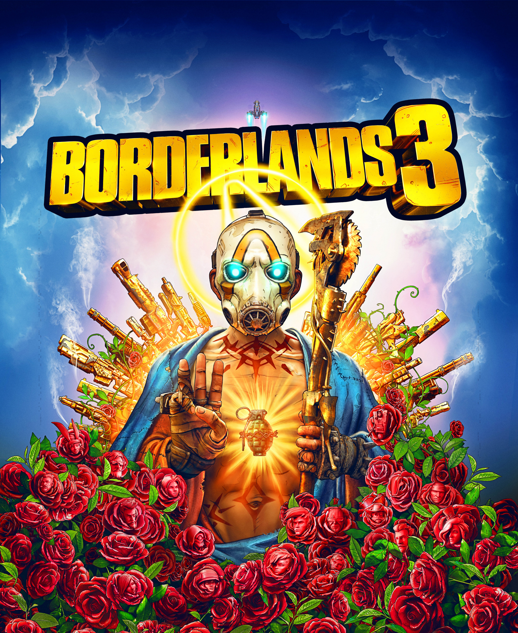 Thumbnail for Borderlands 3 Key Art