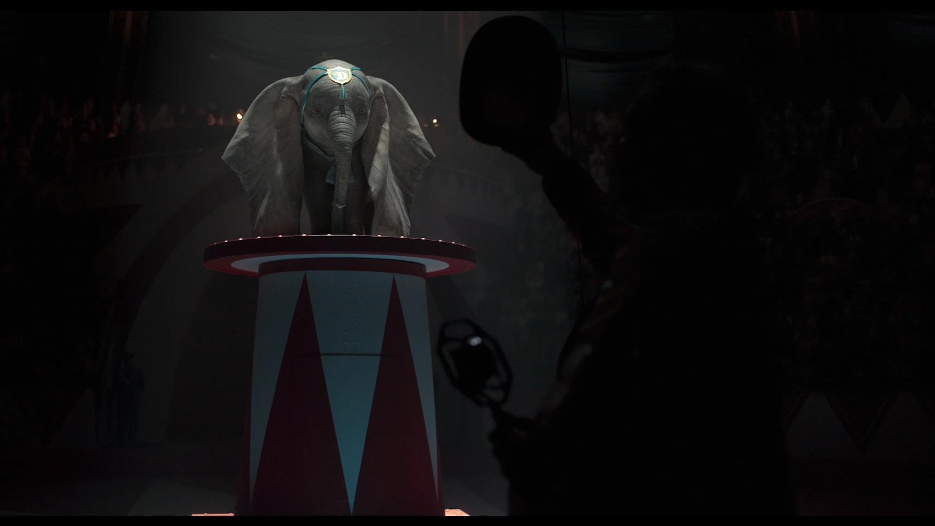 Thumbnail for Dumbo - Announce Trailer