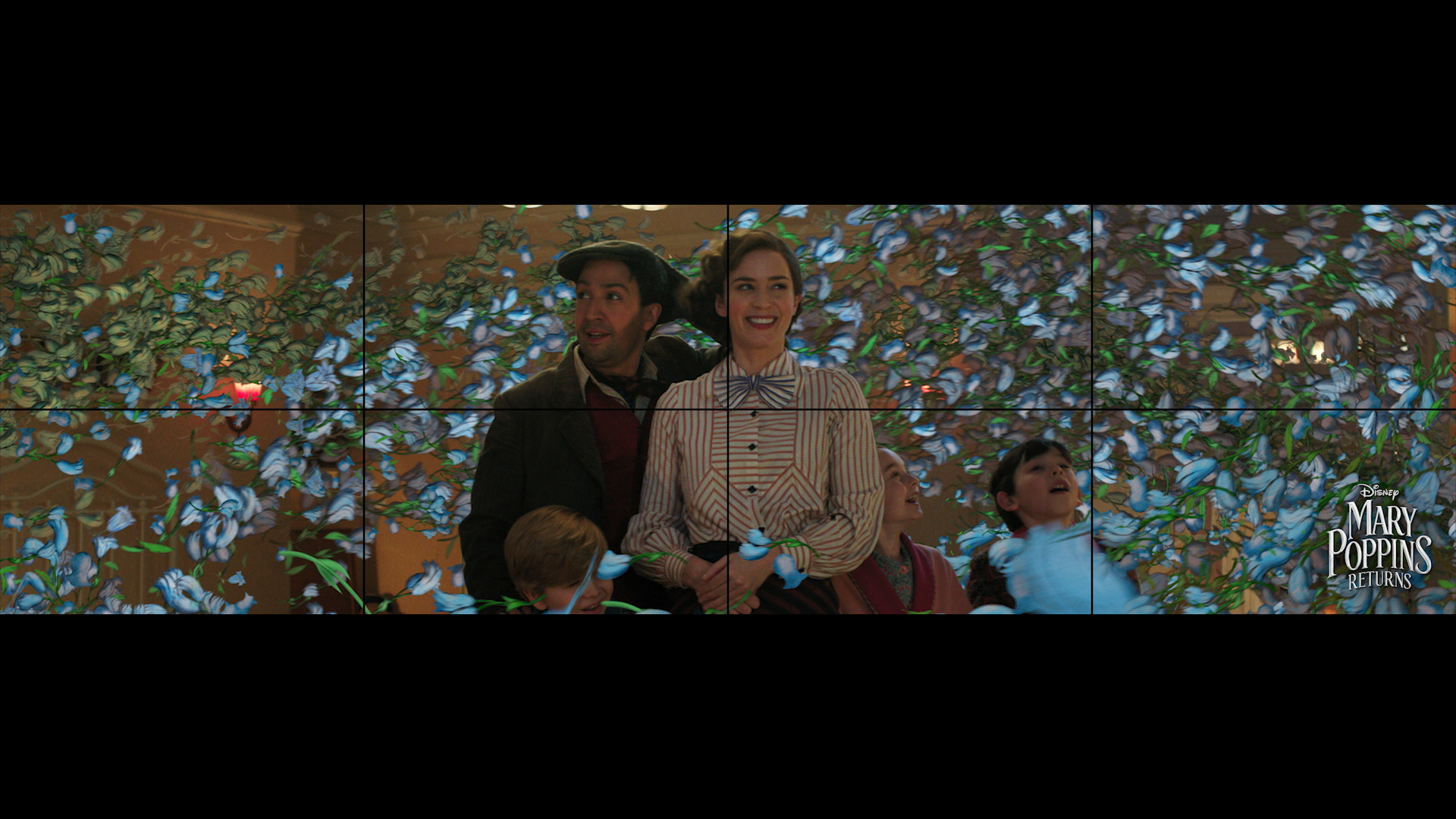 Thumbnail for Mary Poppins Returns - Target Wall