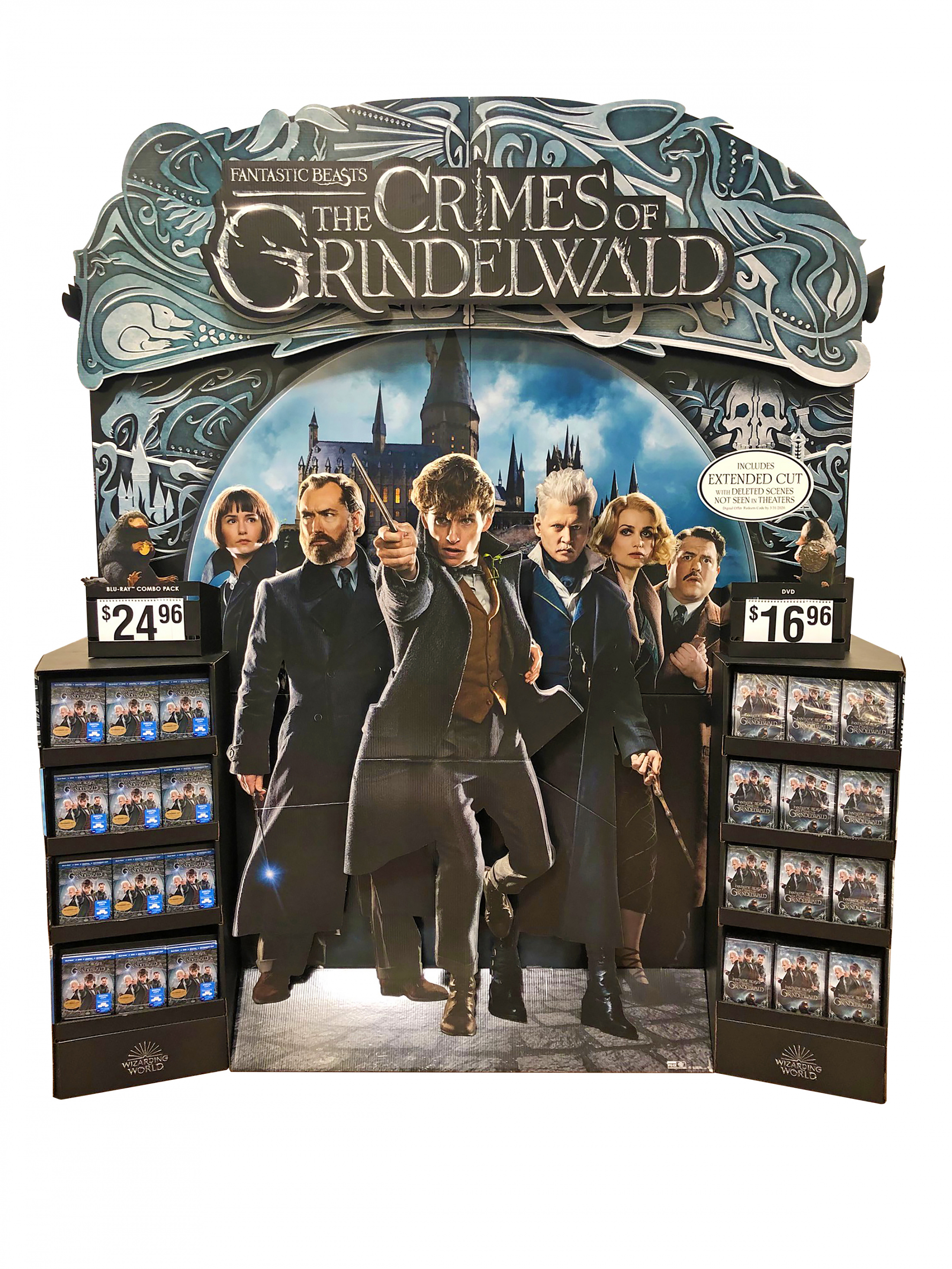 Thumbnail for Fantastic Beasts: The Crimes of Grindewald WOW Display