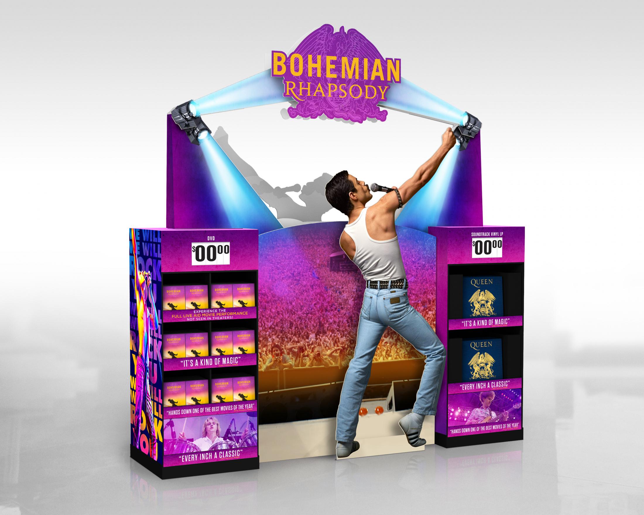 Thumbnail for Bohemian Rhapsody Wal-Mart WOW