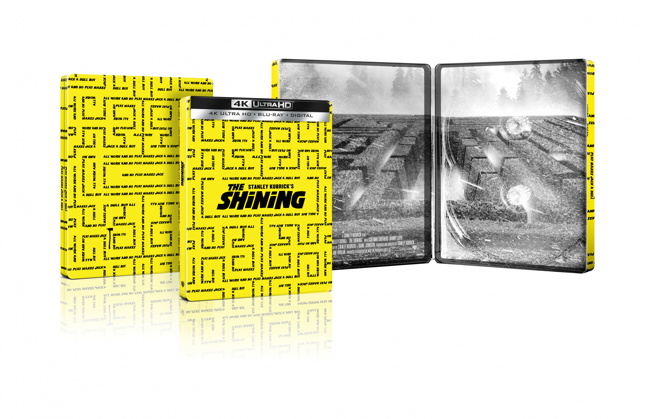 Thumbnail for The Shining Steelbook