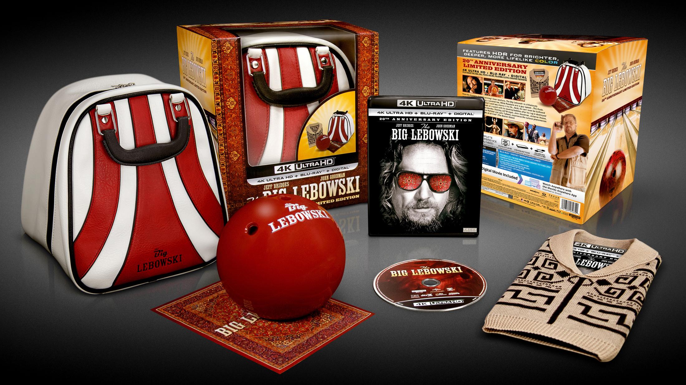 Thumbnail for The Big Lebowski - 20th Anniversary