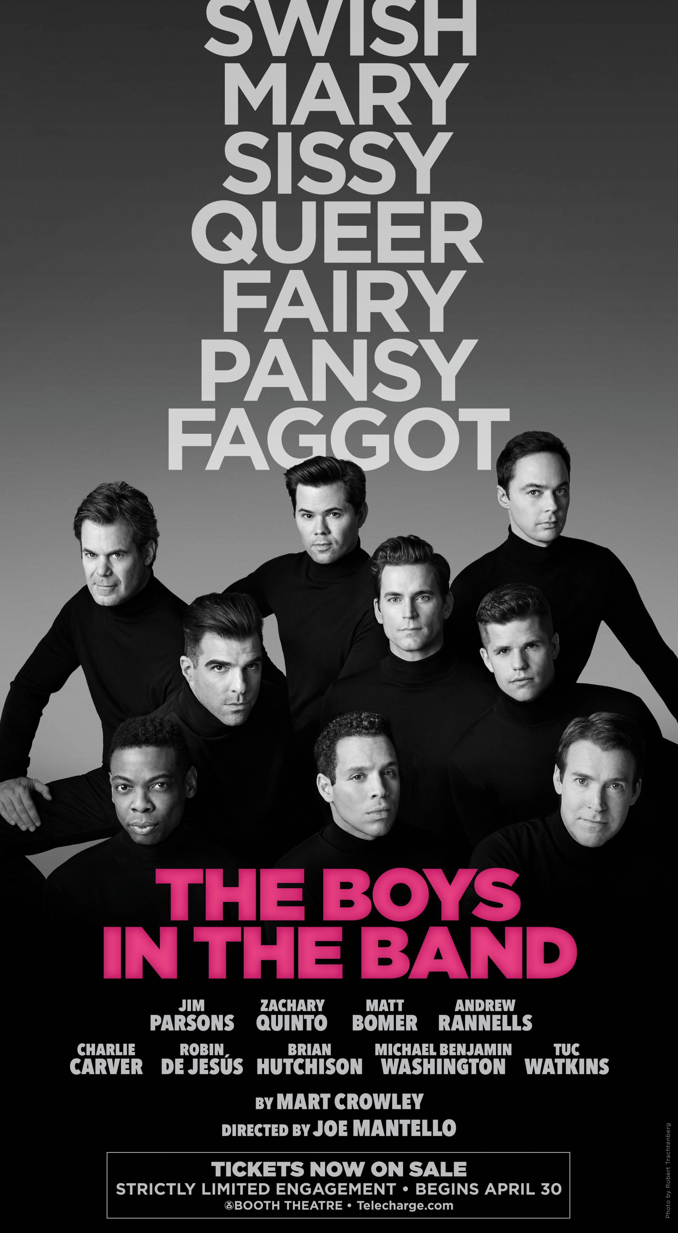 Thumbnail for Swish. Mary. Sissy. Queer. Fairy. Faggot. Boys.