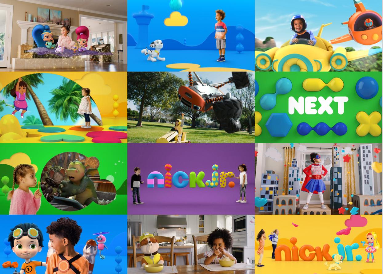 Thumbnail for Nick Jr Reband Compilation