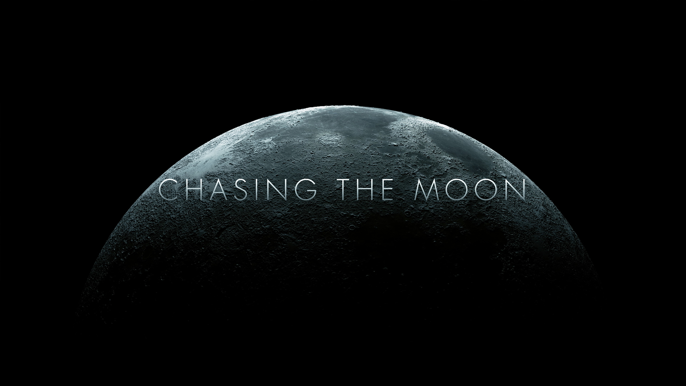 Thumbnail for CHASING THE MOON TITLE SEQUENCE