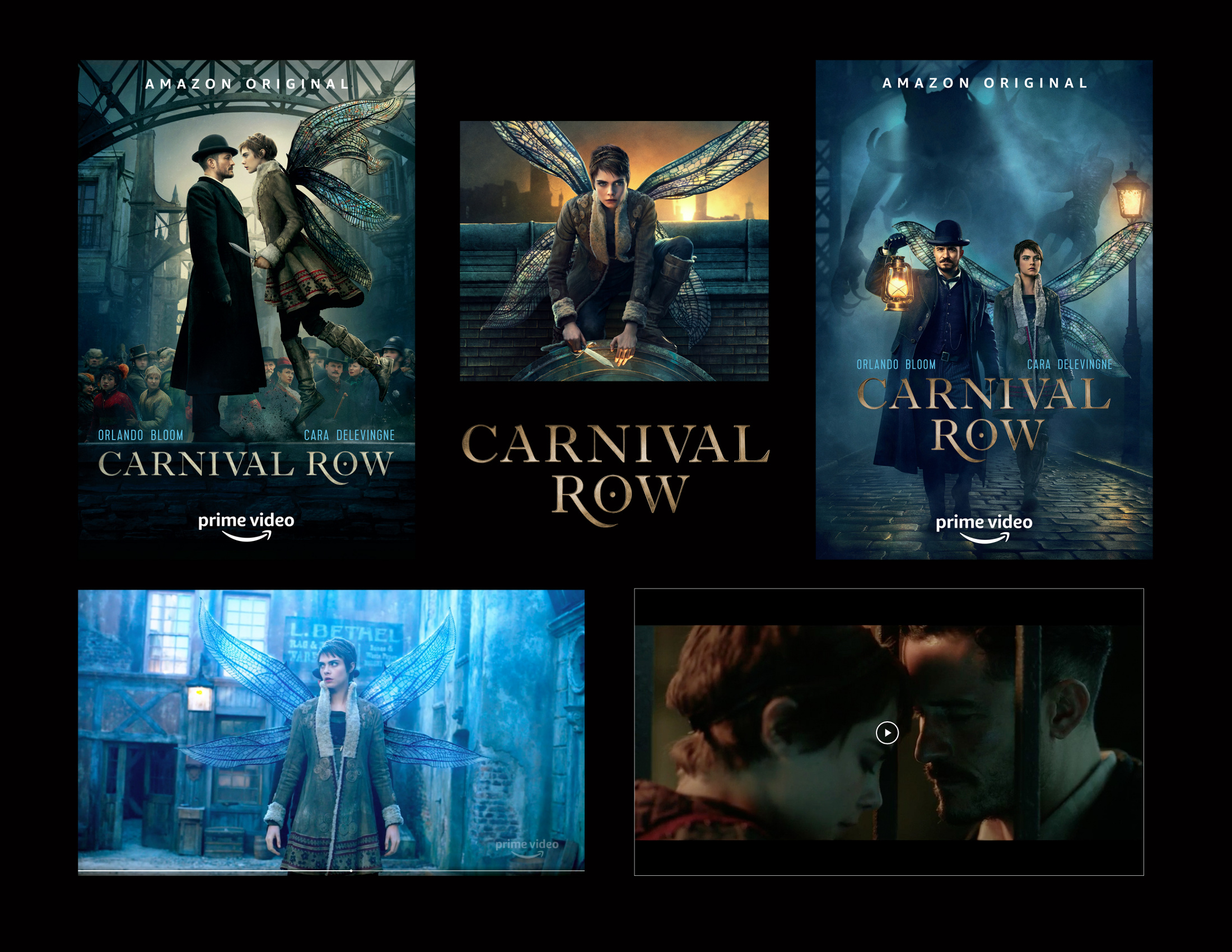 Thumbnail for Carnival Row Campaign