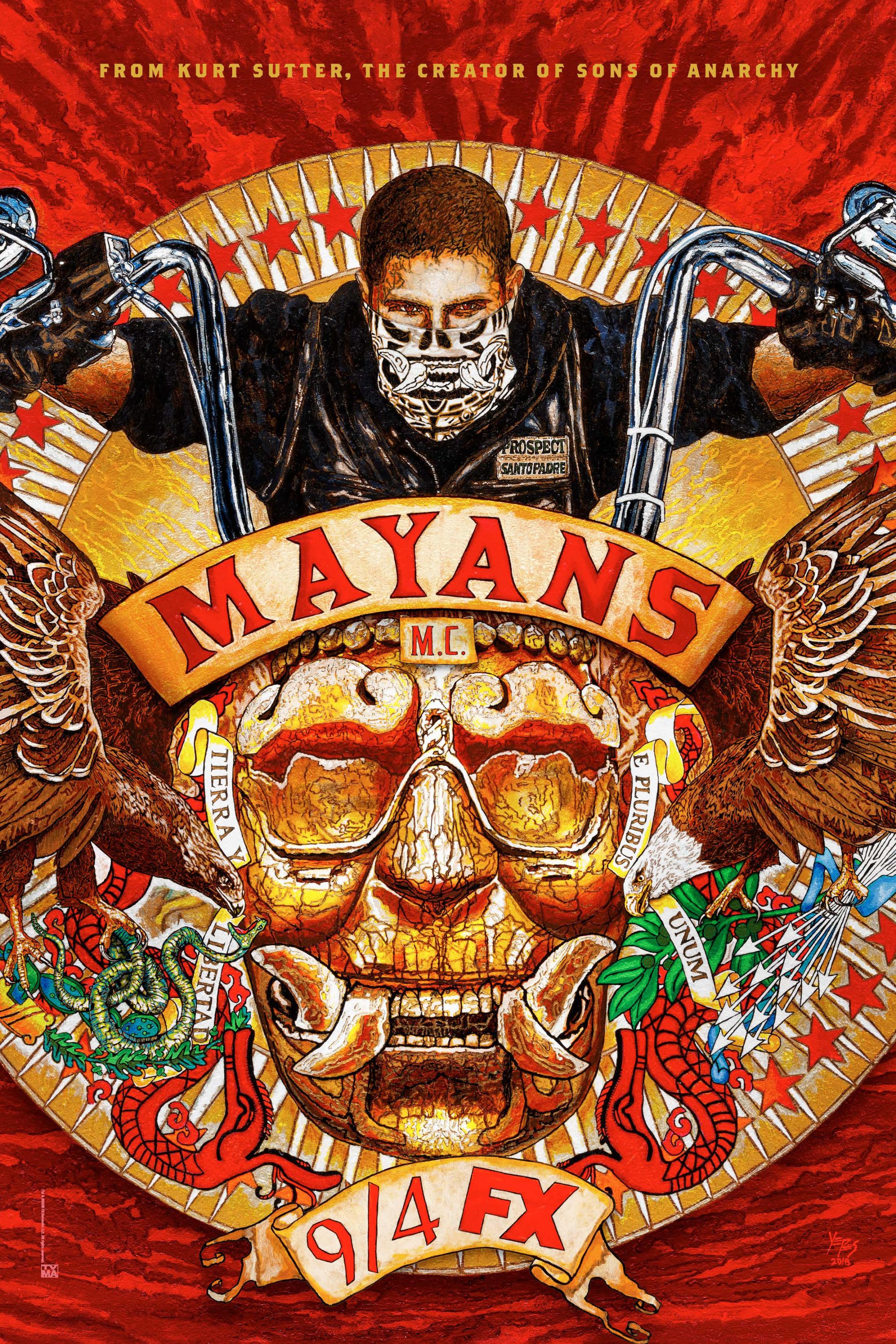 Thumbnail for Mayans M.C. - Key Art 5