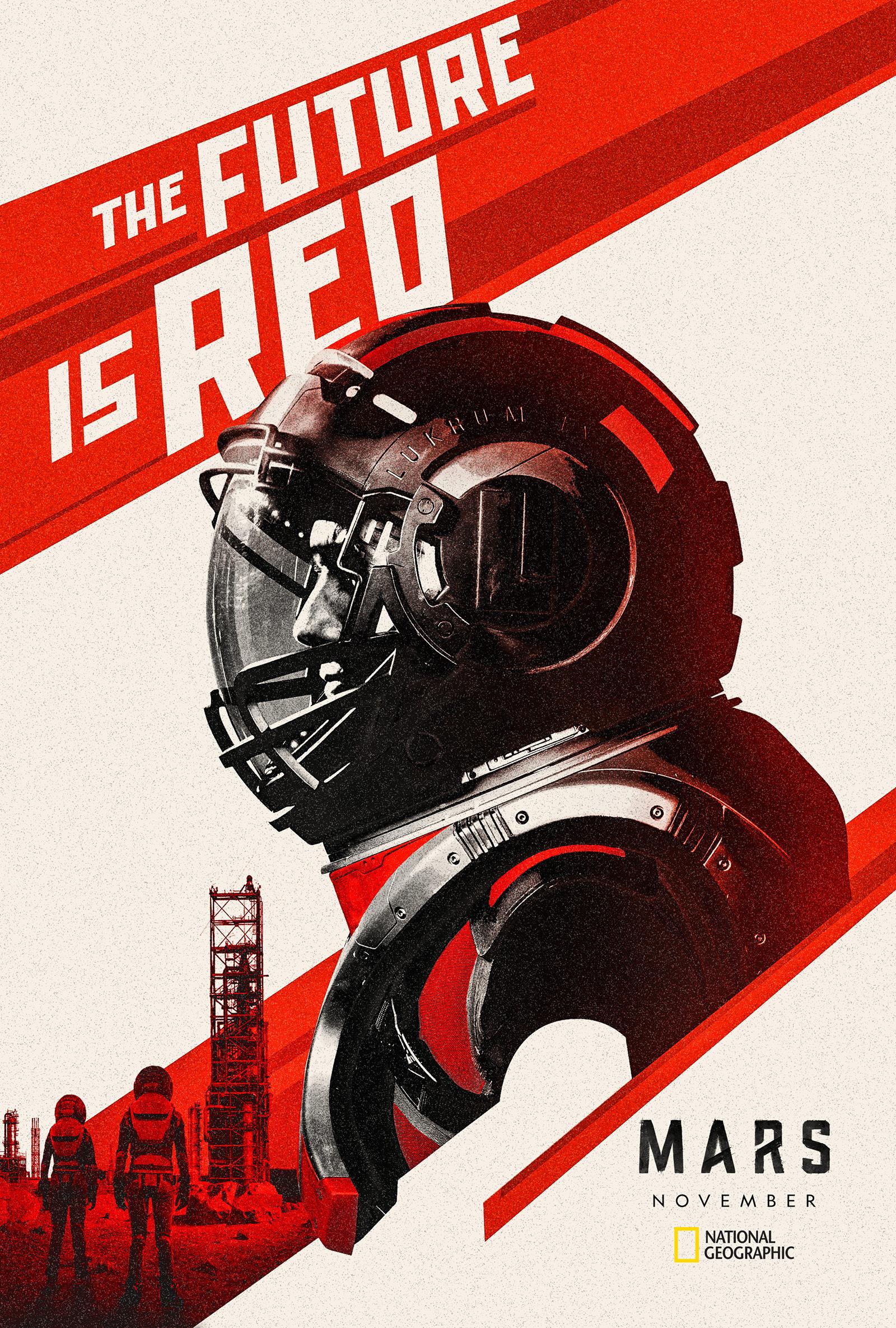 Thumbnail for Mars Season 2: Tease Art Campaign