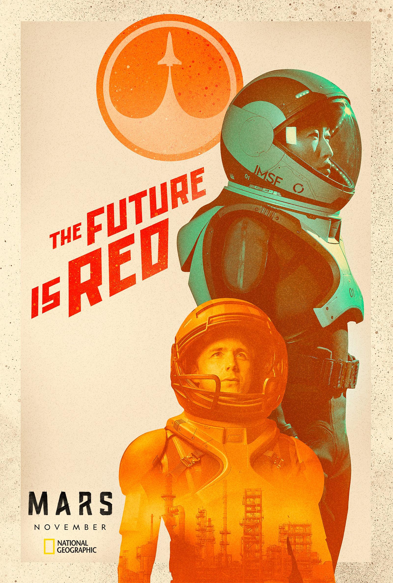 Thumbnail for Mars Season 2: Tease Art Campaign 4