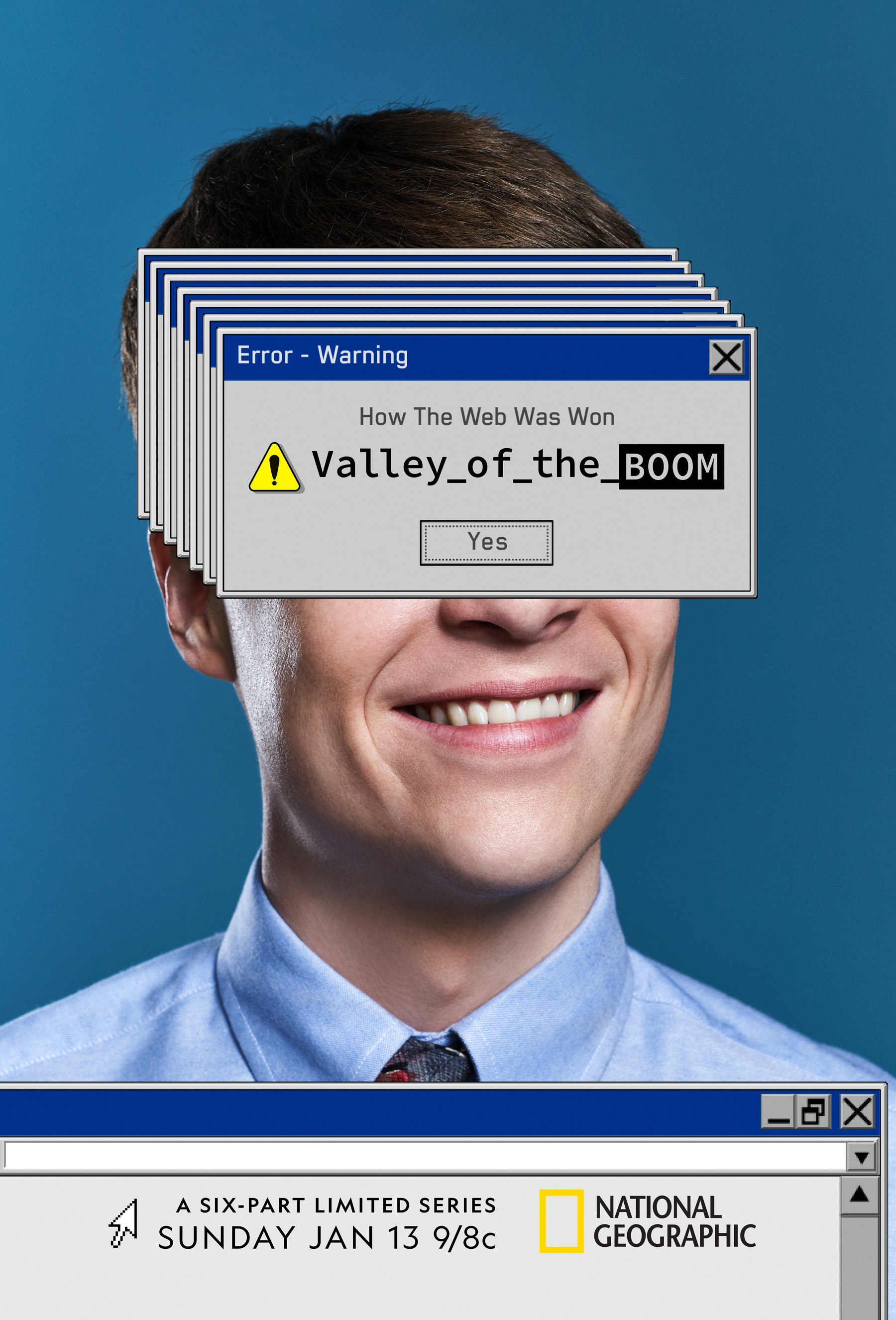 Thumbnail for Valley of the Boom Retro Ads: Version 1