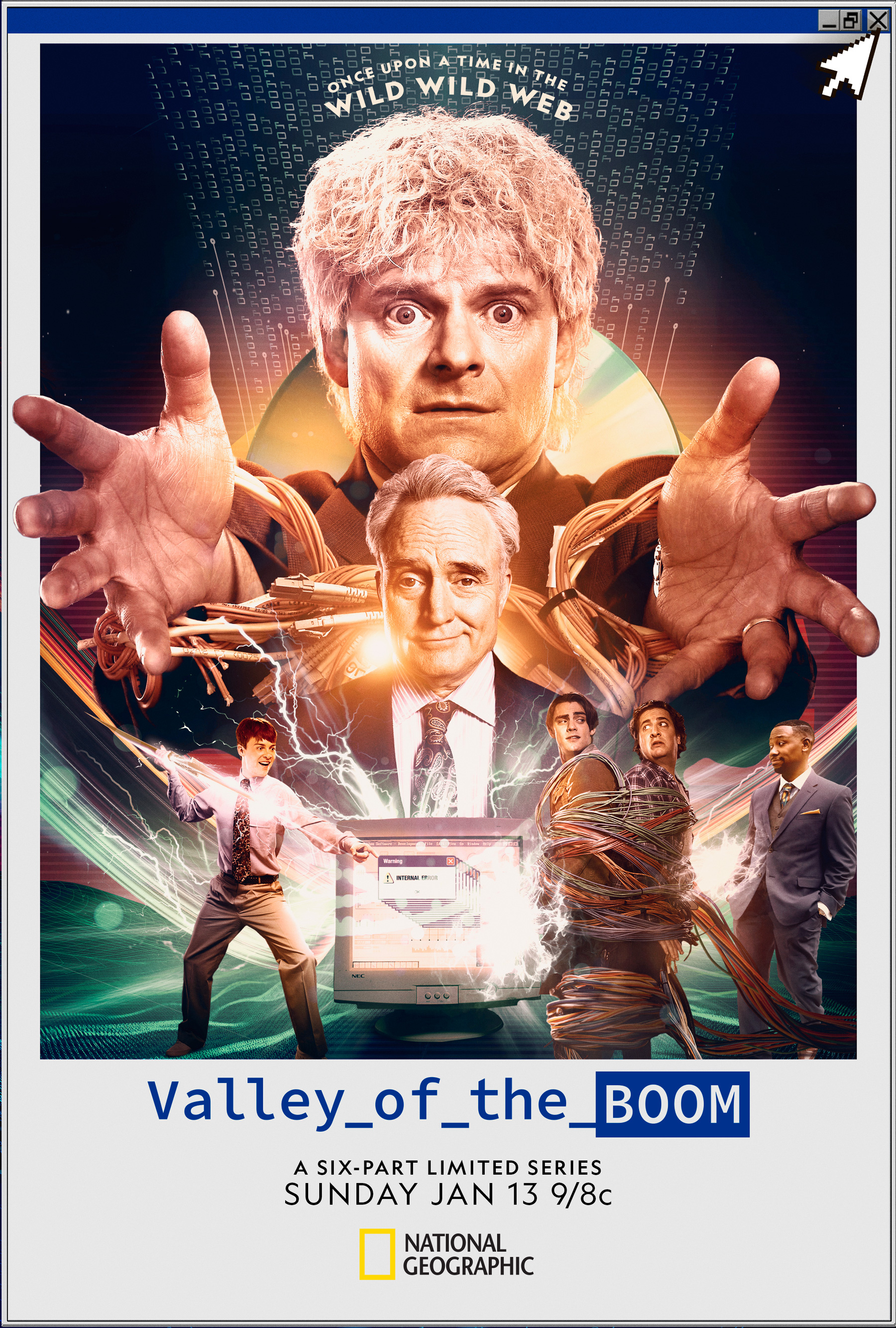 Thumbnail for Valley of the Boom Retro Ads: Version 2