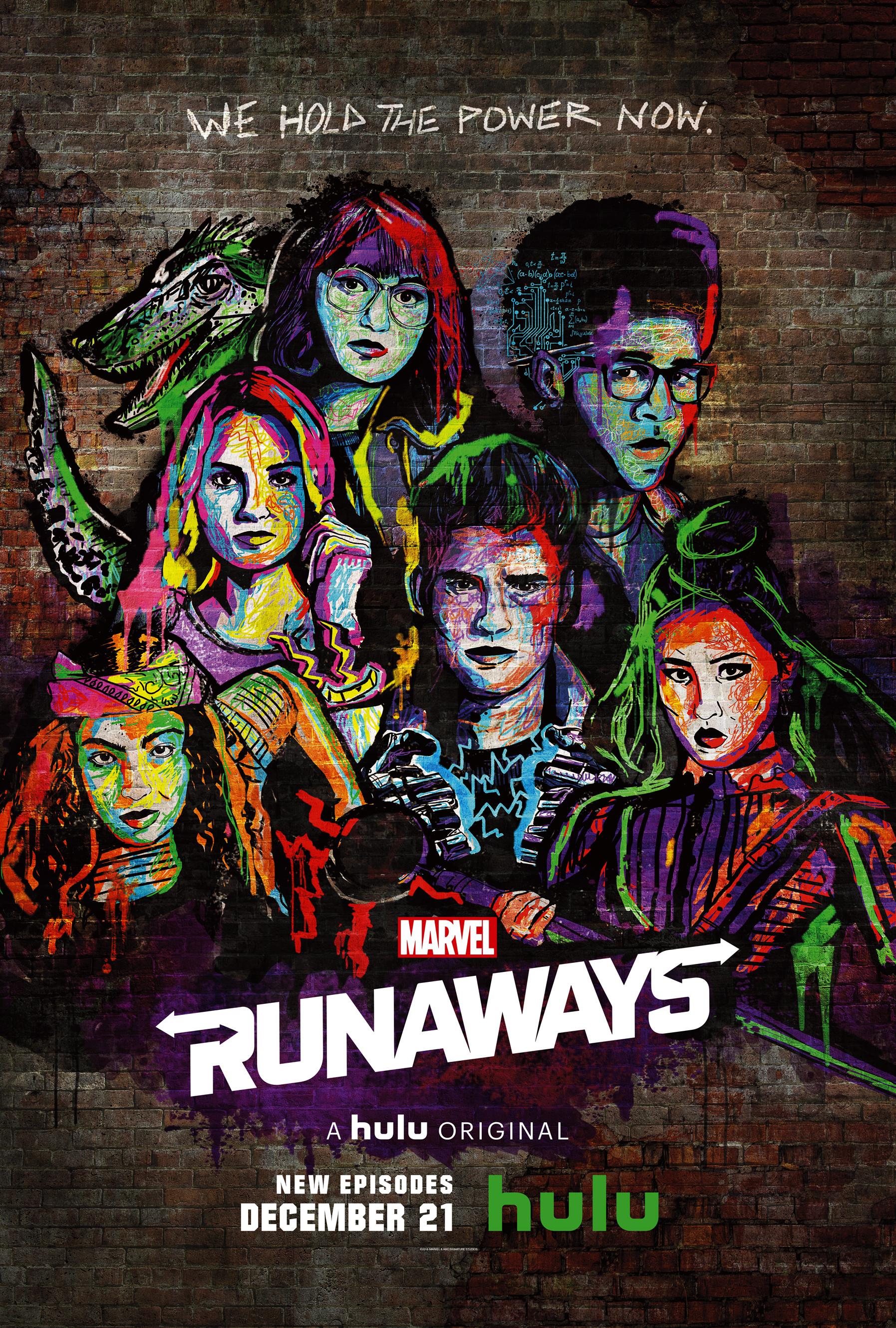 Thumbnail for Runaways - Season 2
