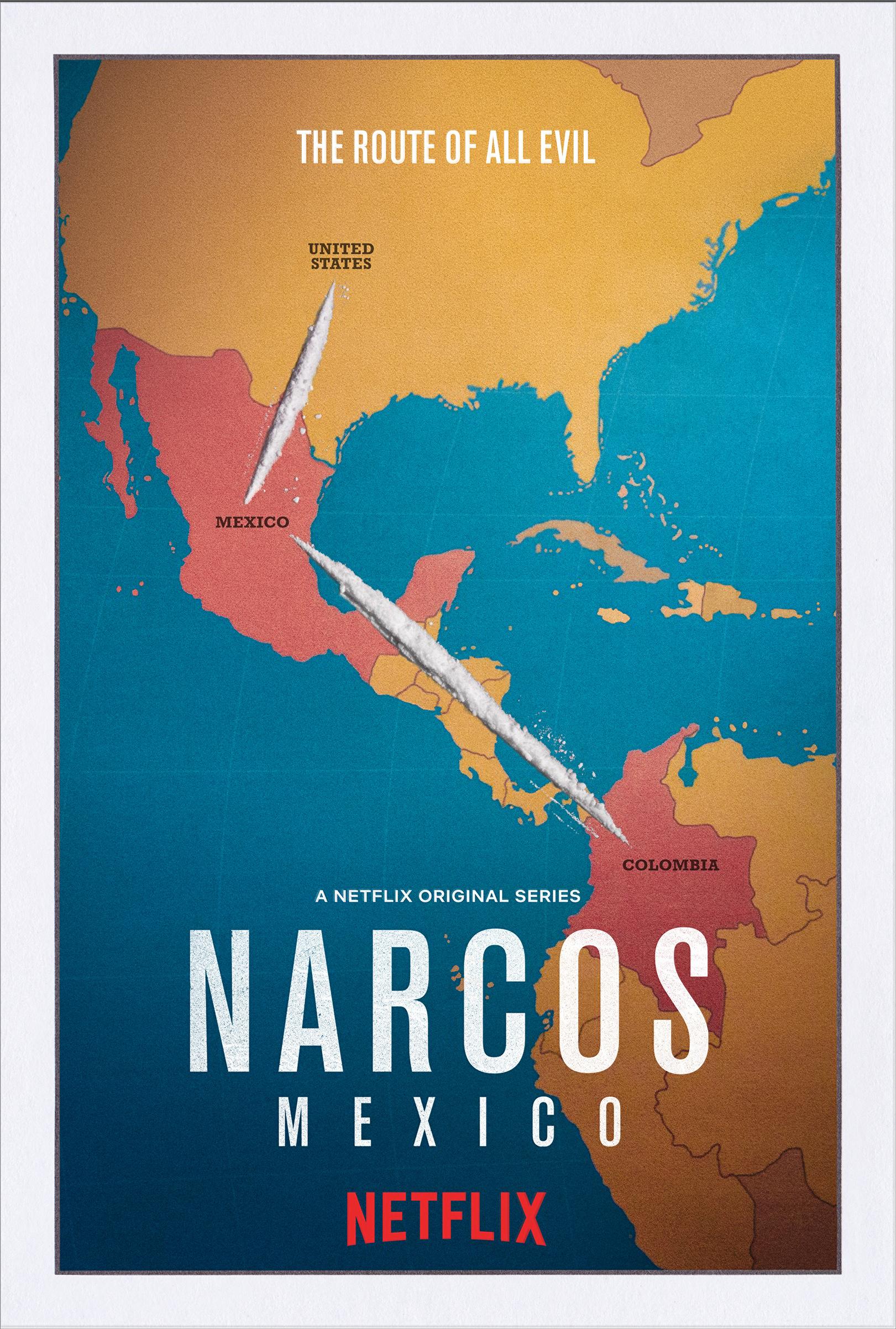 Thumbnail for Narcos Mexico Season 1 Teaser Copy