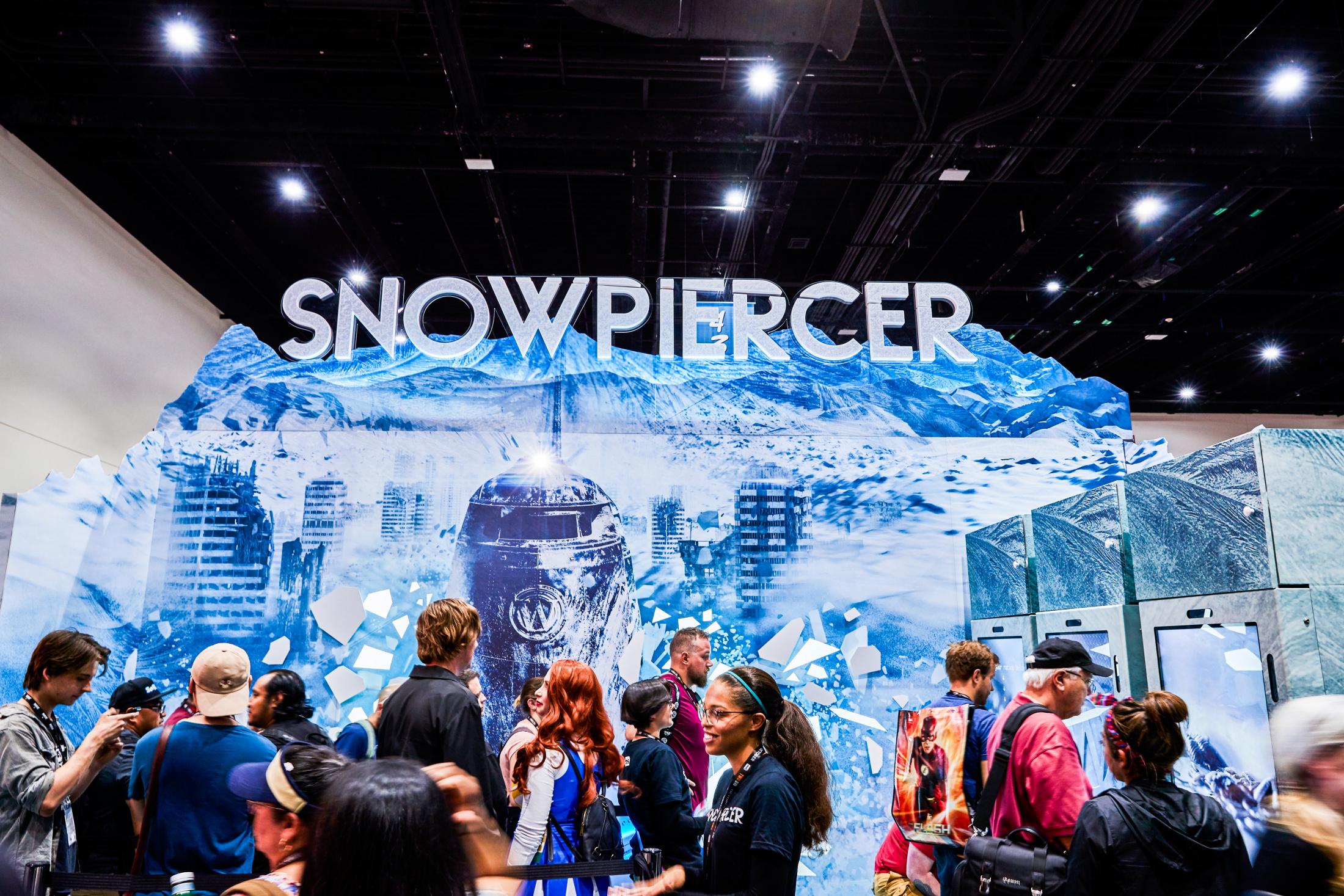 Thumbnail for Snowpiercer Bug Bars