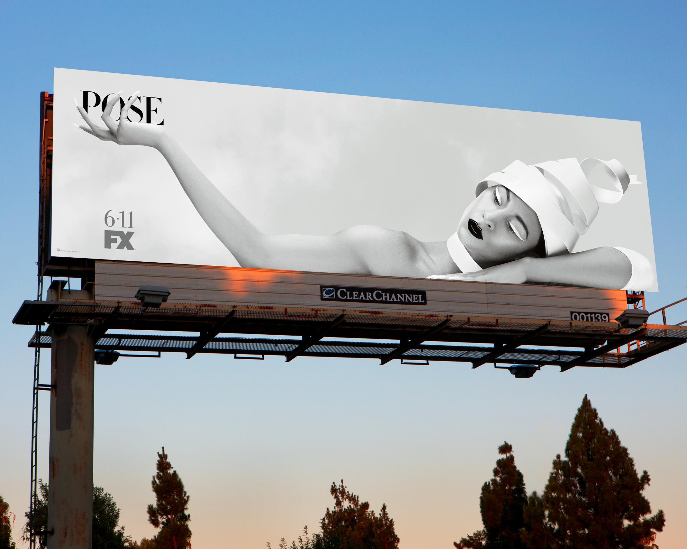 Thumbnail for Pose - Blanca Billboard